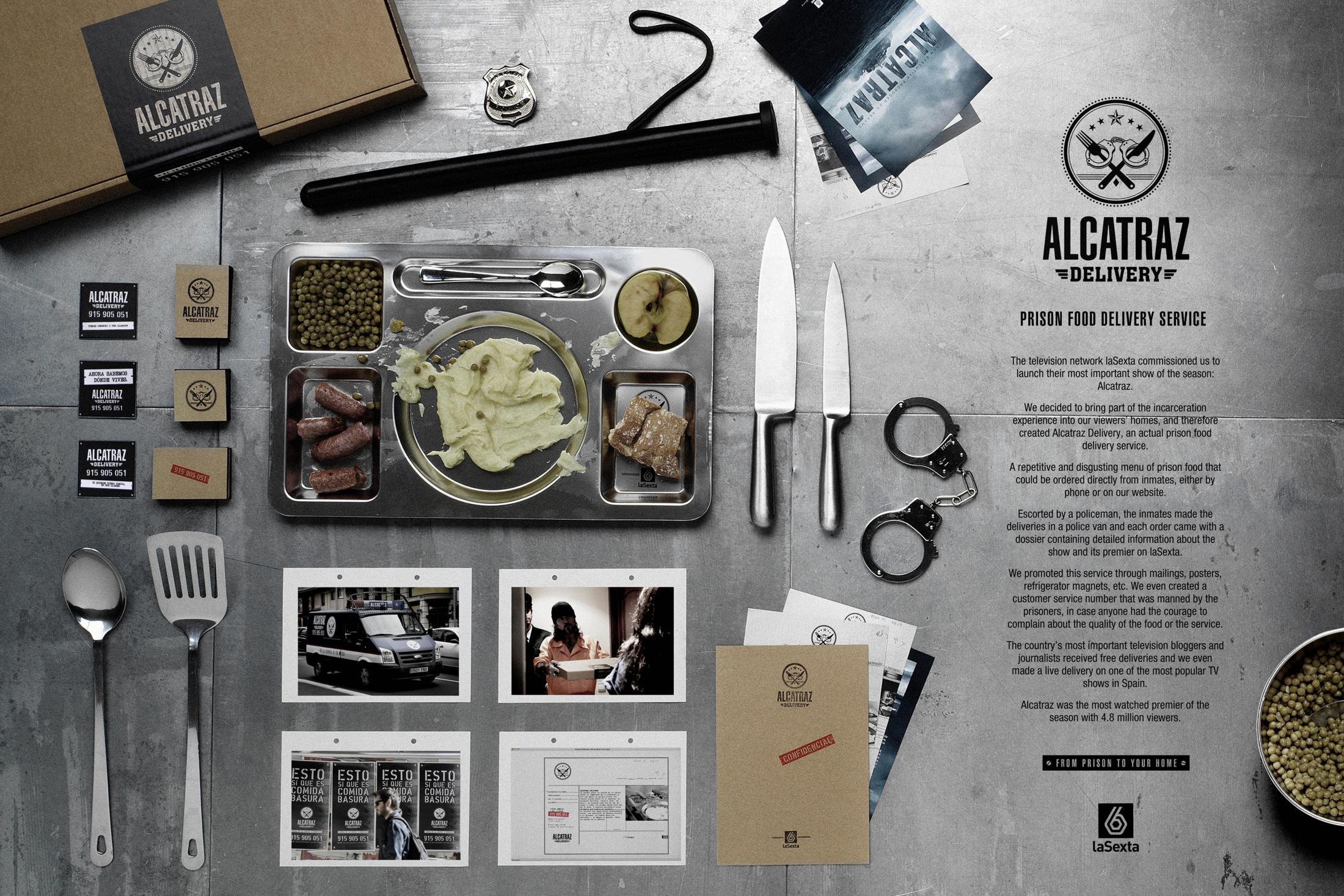 Thumbnail for Alcatraz Delivery