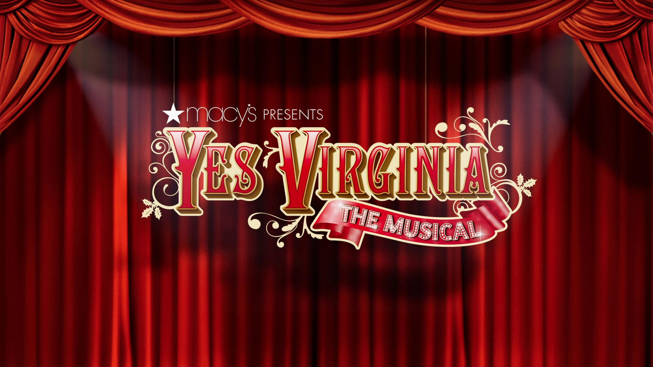 Thumbnail for Yes, Virginia The Musical