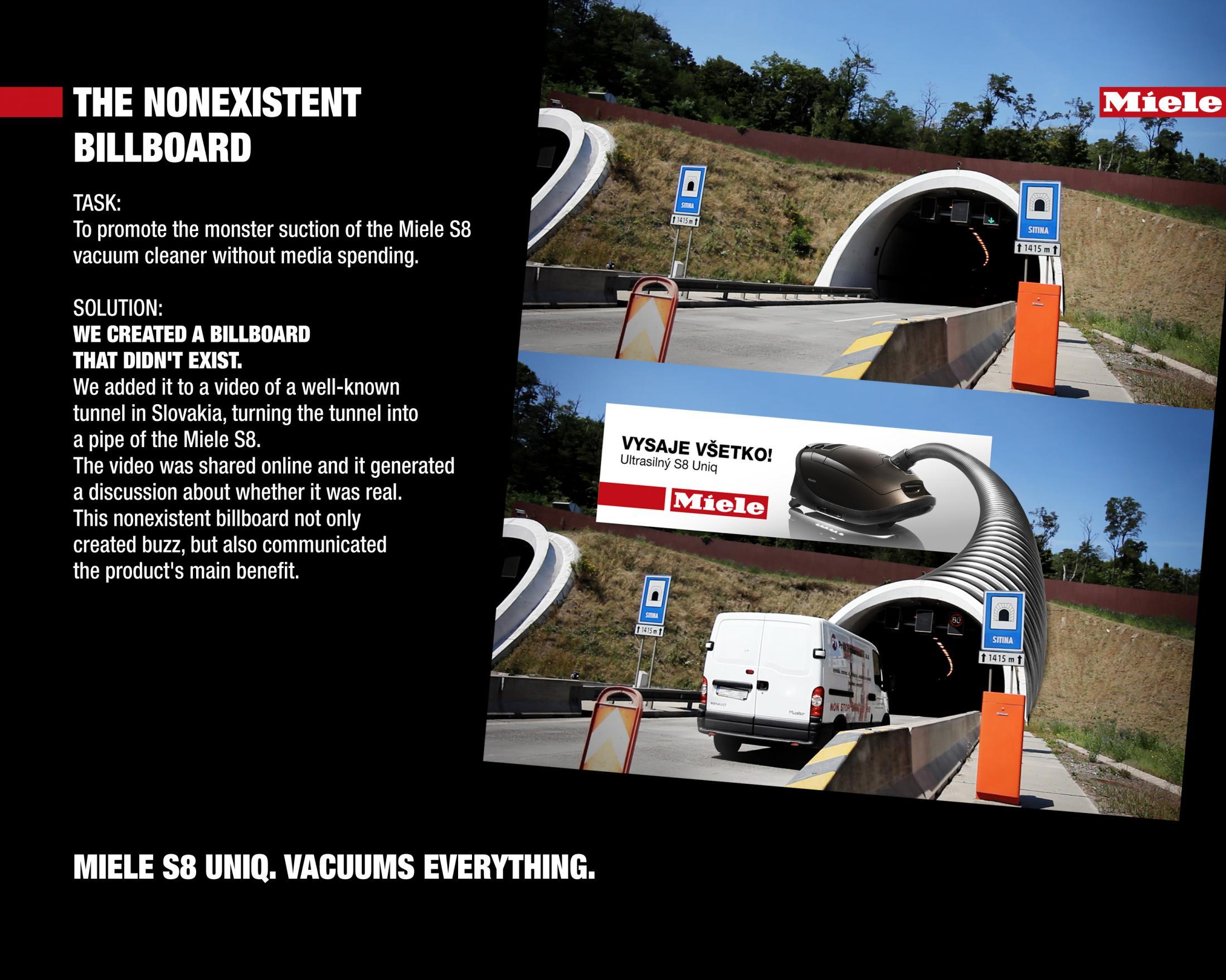 Thumbnail for Miele - Tunnel
