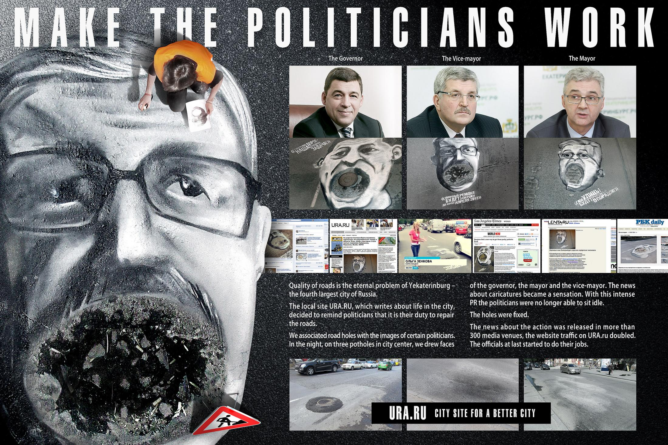 Thumbnail for Make the politicians work