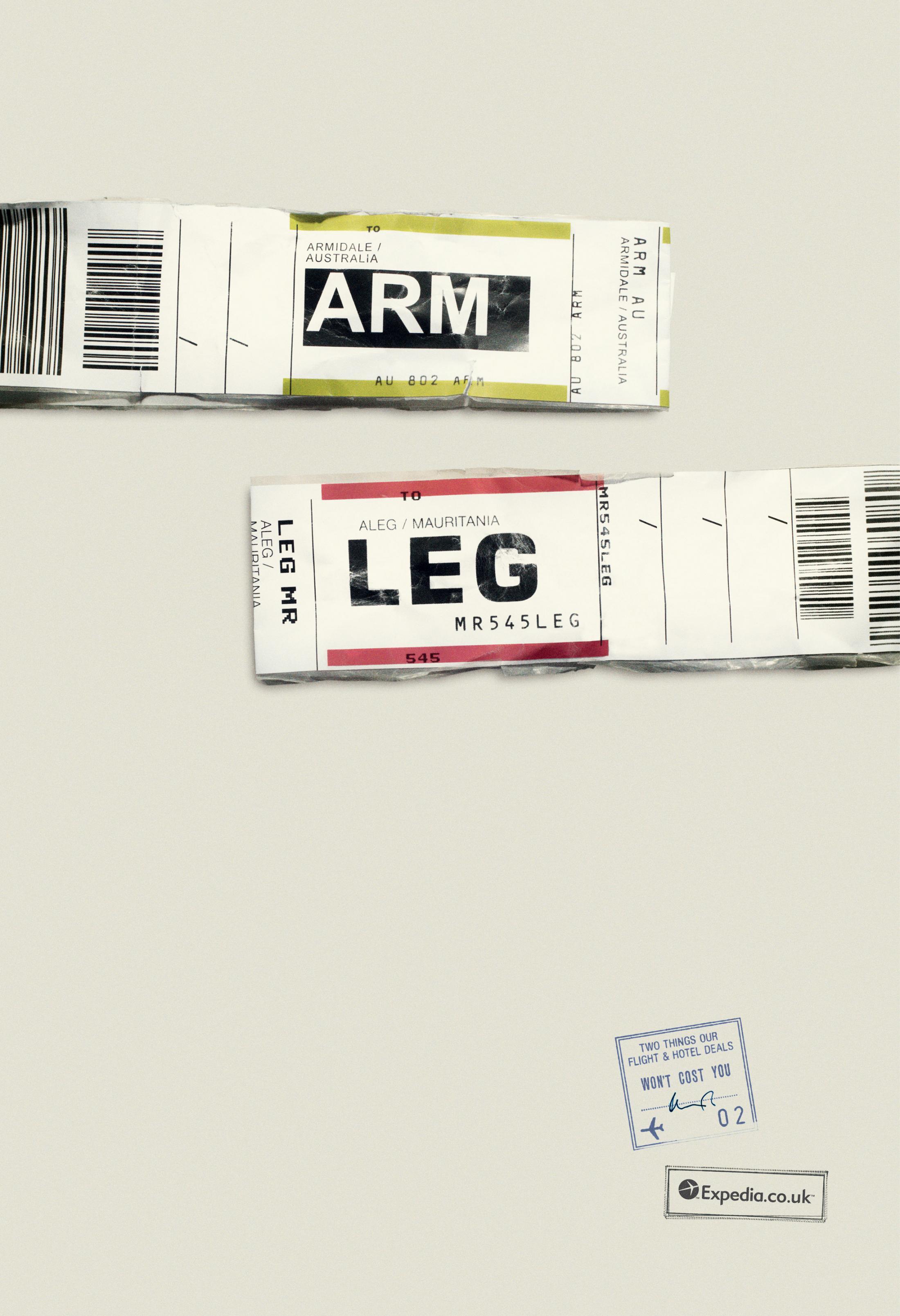 Thumbnail for Arm Leg