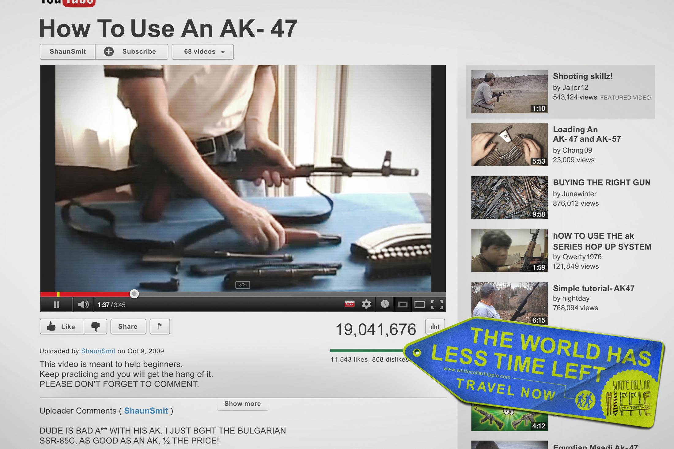 Thumbnail for HOW TO - AK