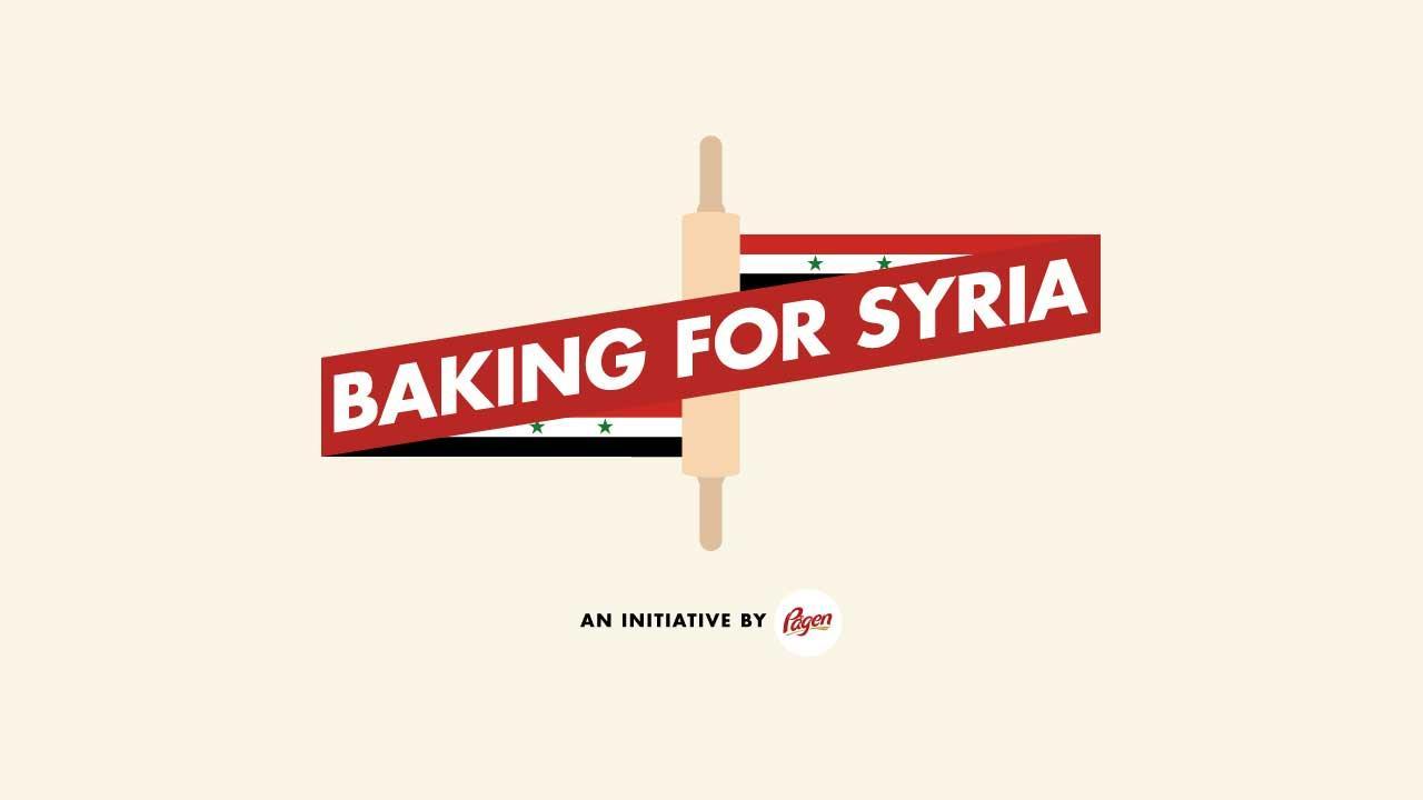 Thumbnail for Baking for Syria