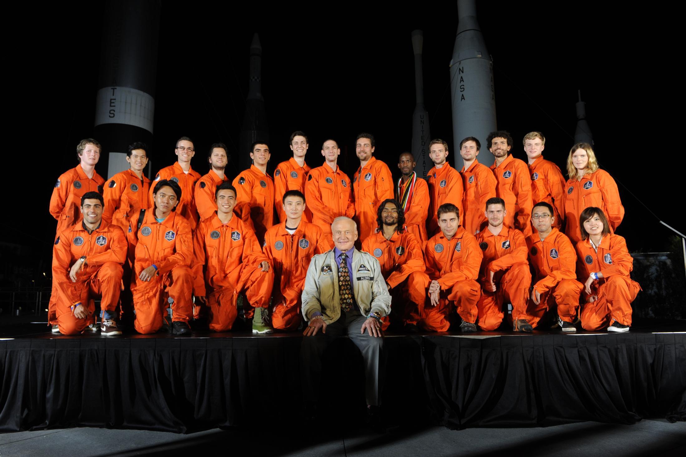 Thumbnail for Generation Astronaut