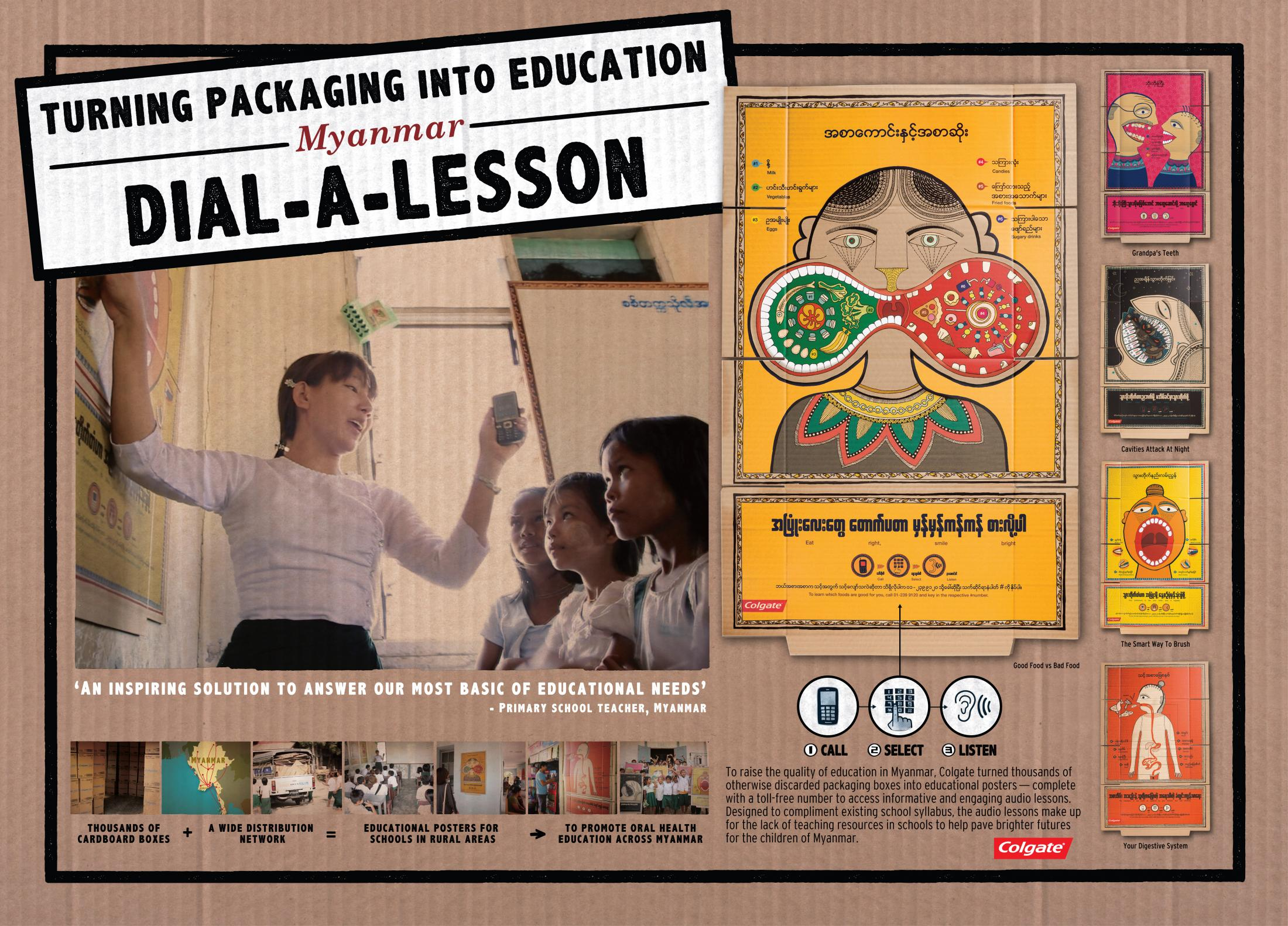 Thumbnail for Turning Packaging into Education