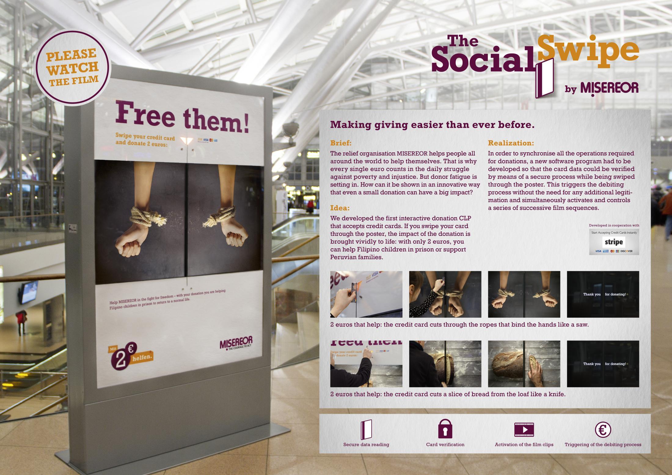 Thumbnail for The Social Swipe