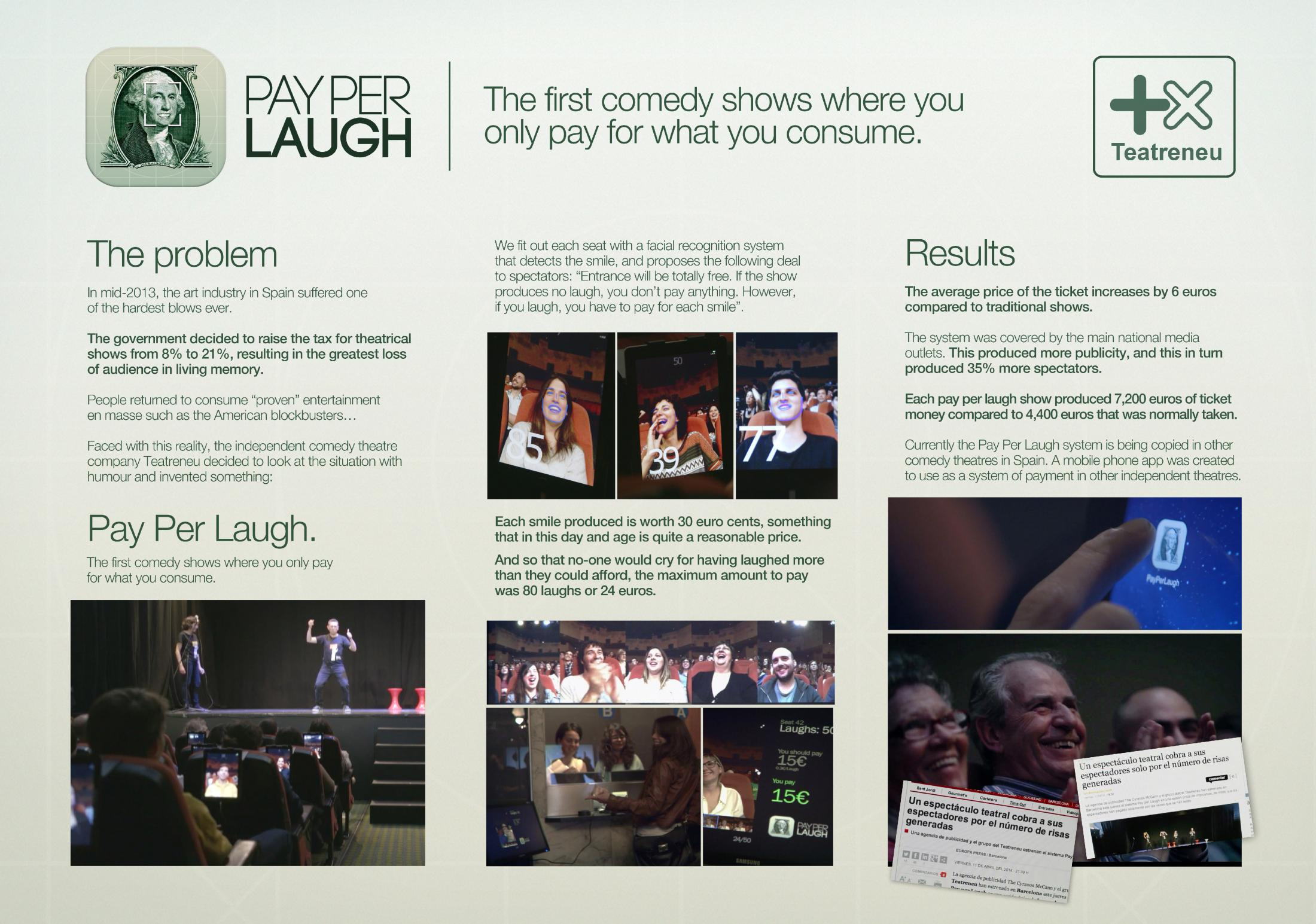 Thumbnail for Pay Per Laugh
