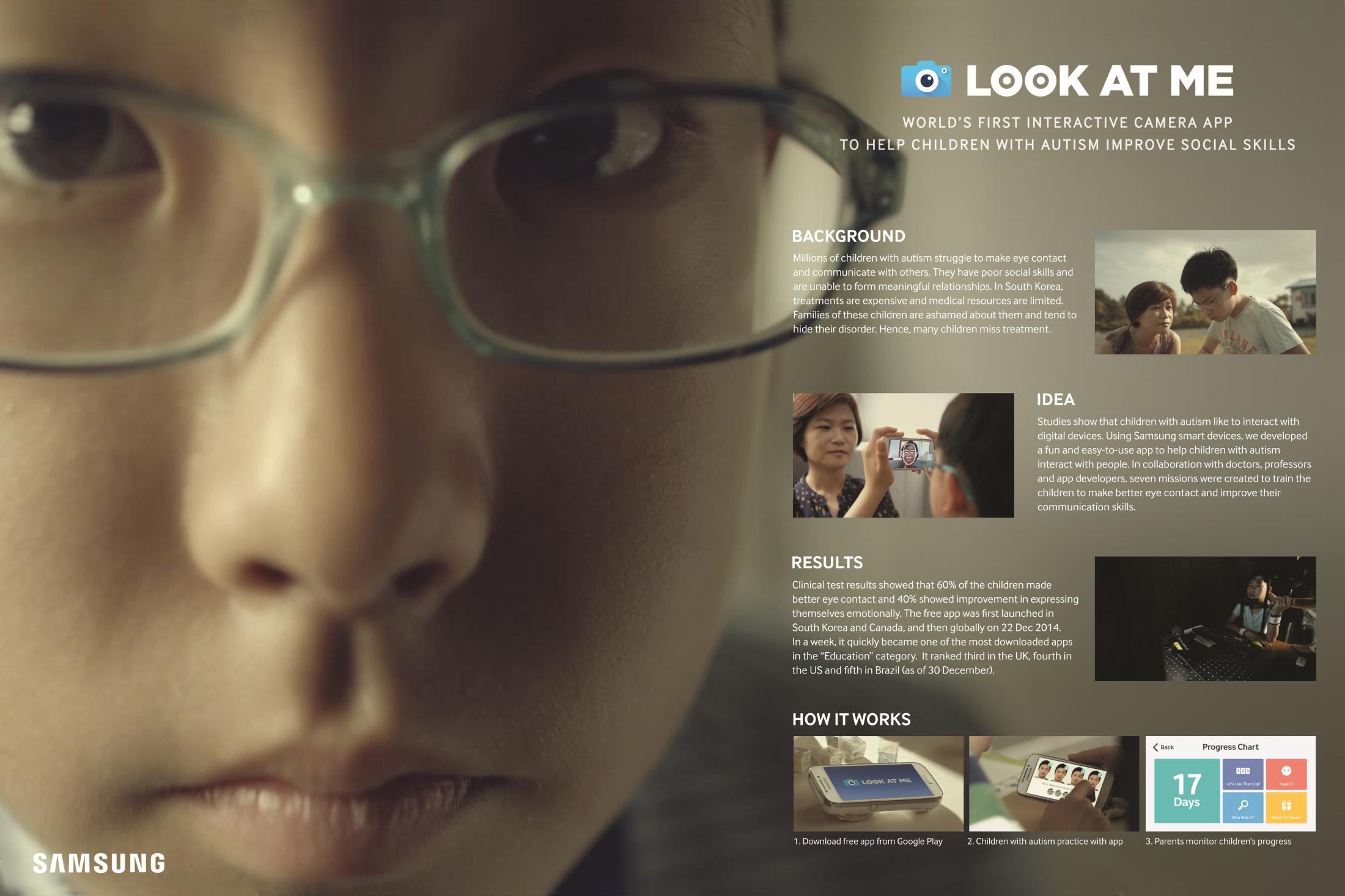 Thumbnail for Look at Me