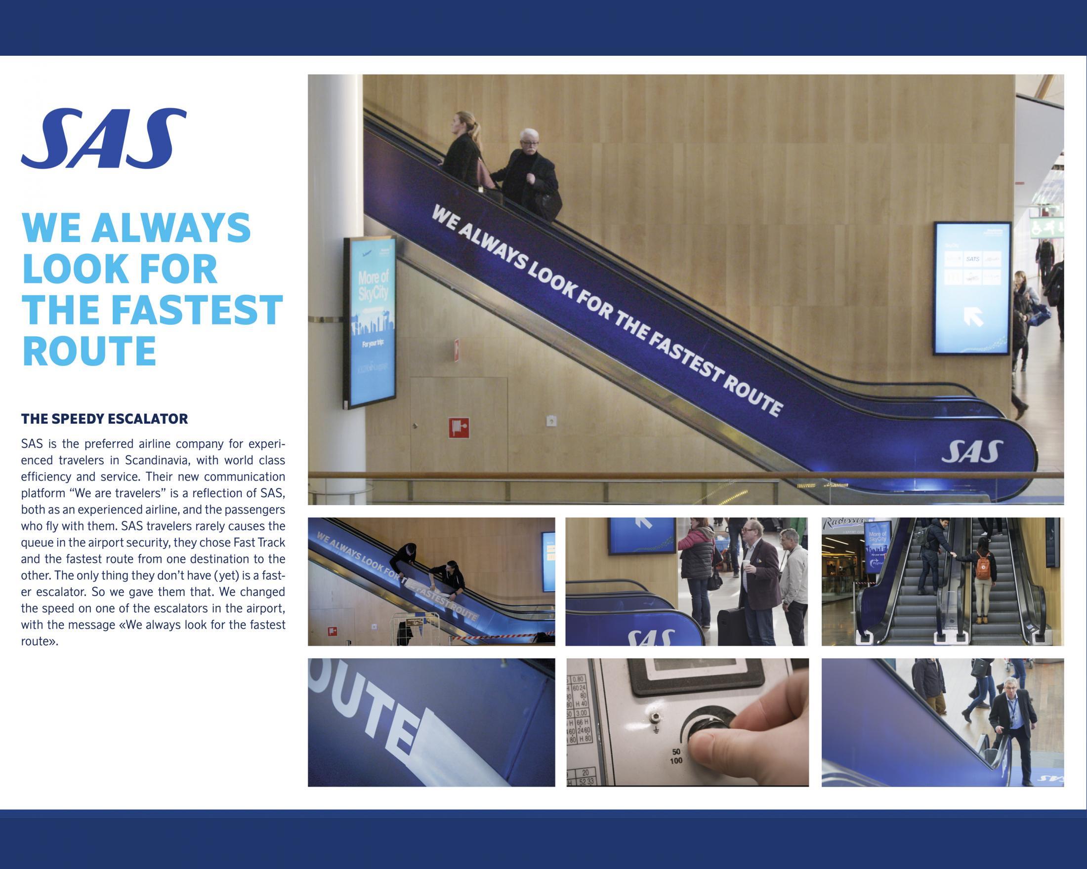 Thumbnail for SAS Escalator