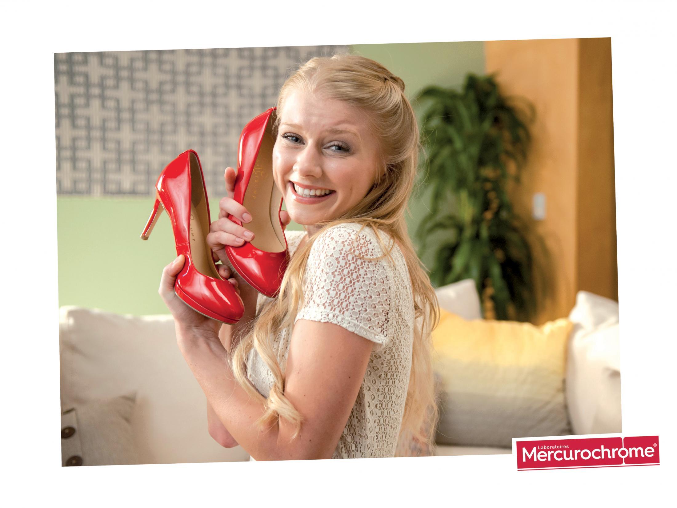 Thumbnail for Mercurochrome - Shoes