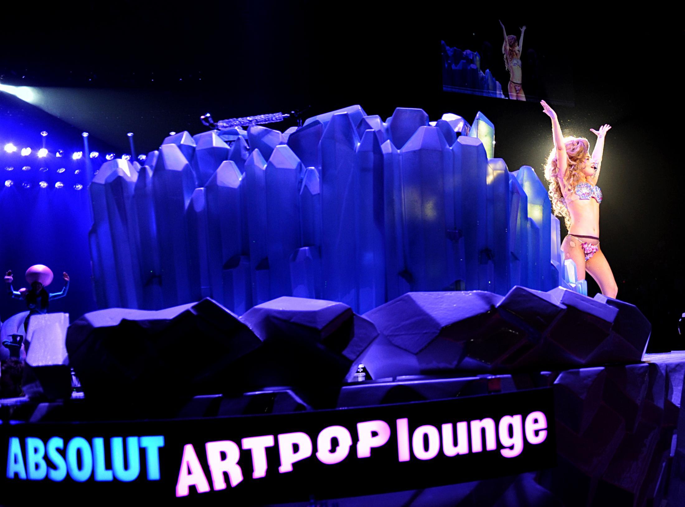 Thumbnail for Absolut ARTPop Lounge