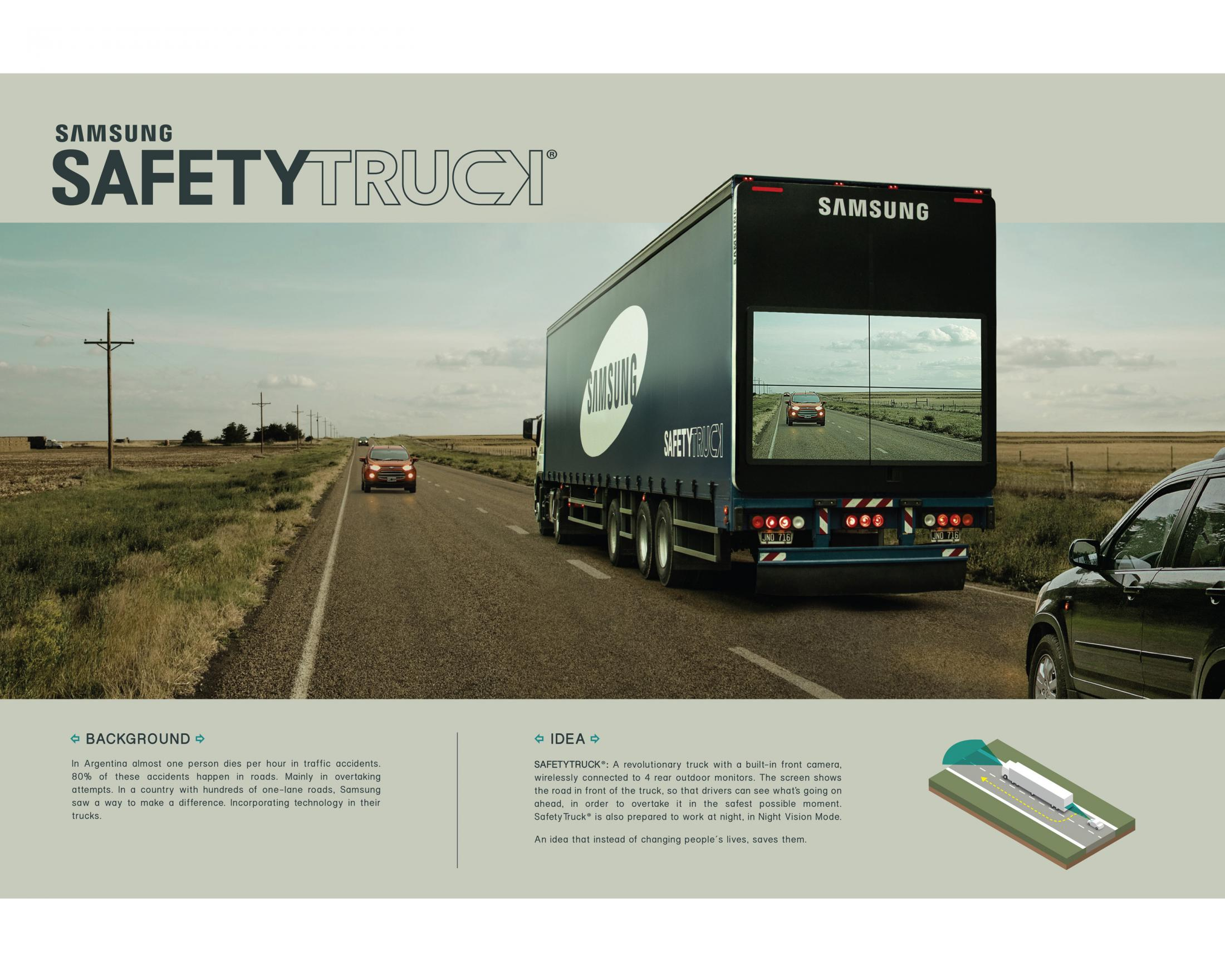 Thumbnail for Samsung Safety-Truck