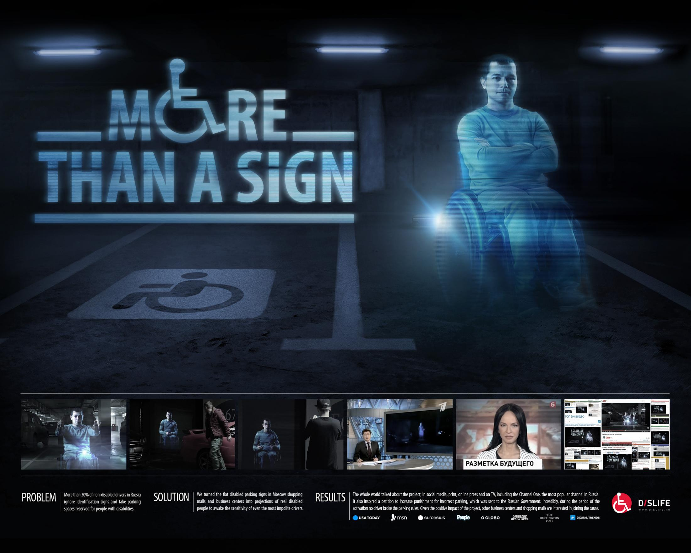 Thumbnail for More than a sign
