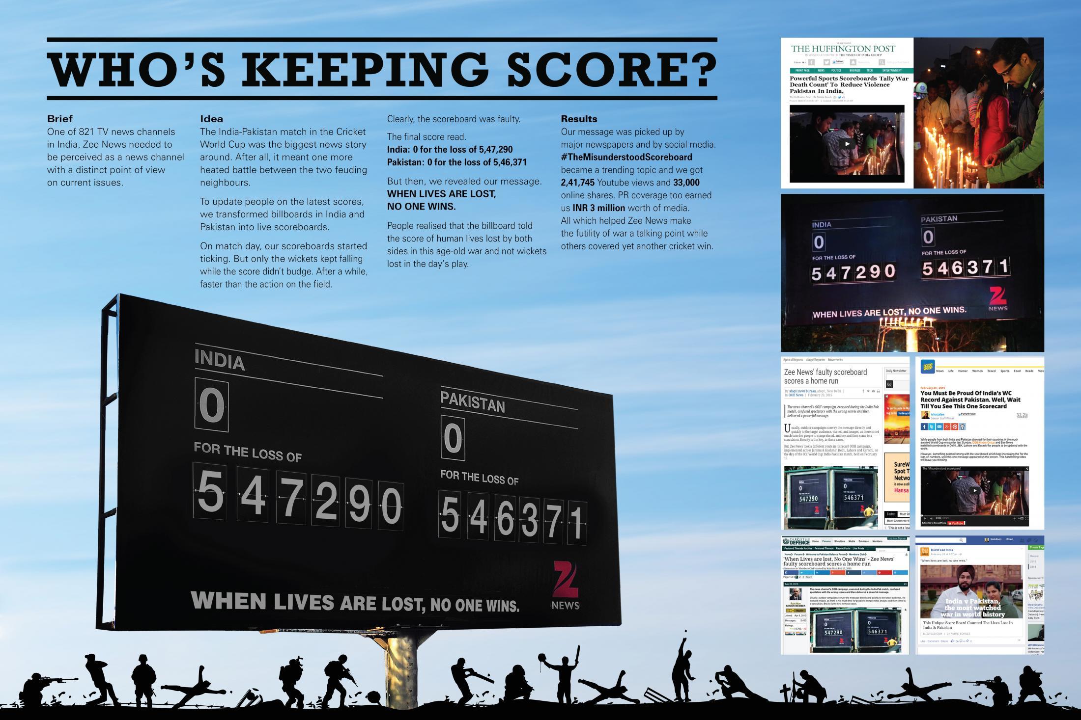 Thumbnail for The Misunderstood Score Board