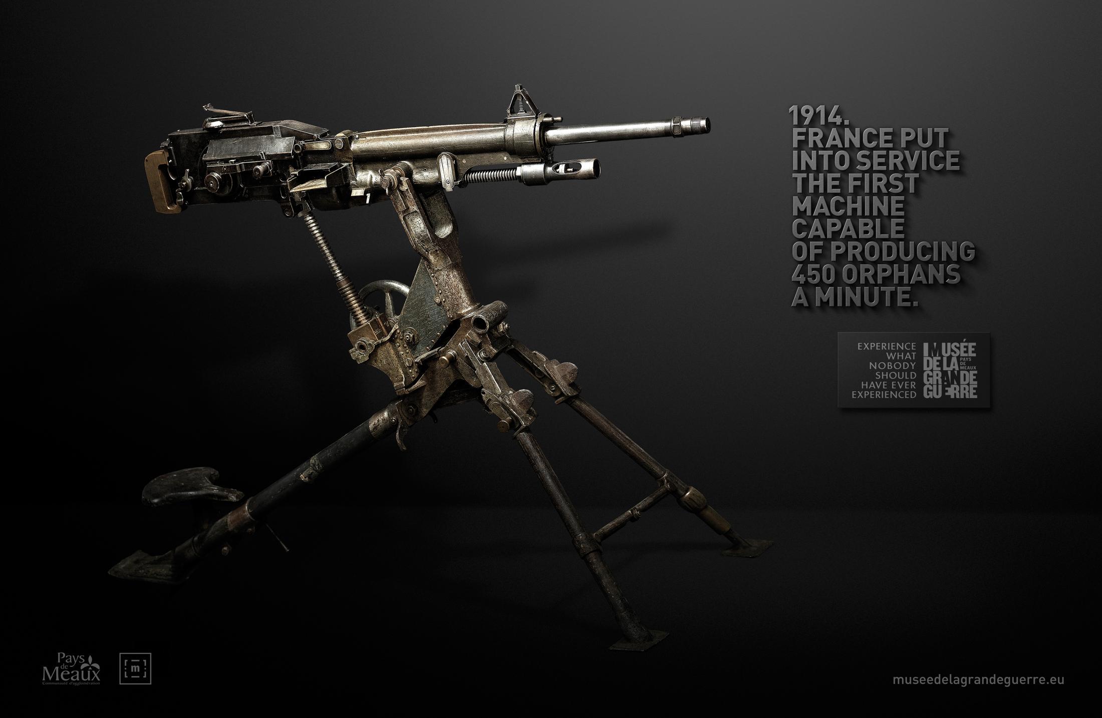 Thumbnail for Machine Gun