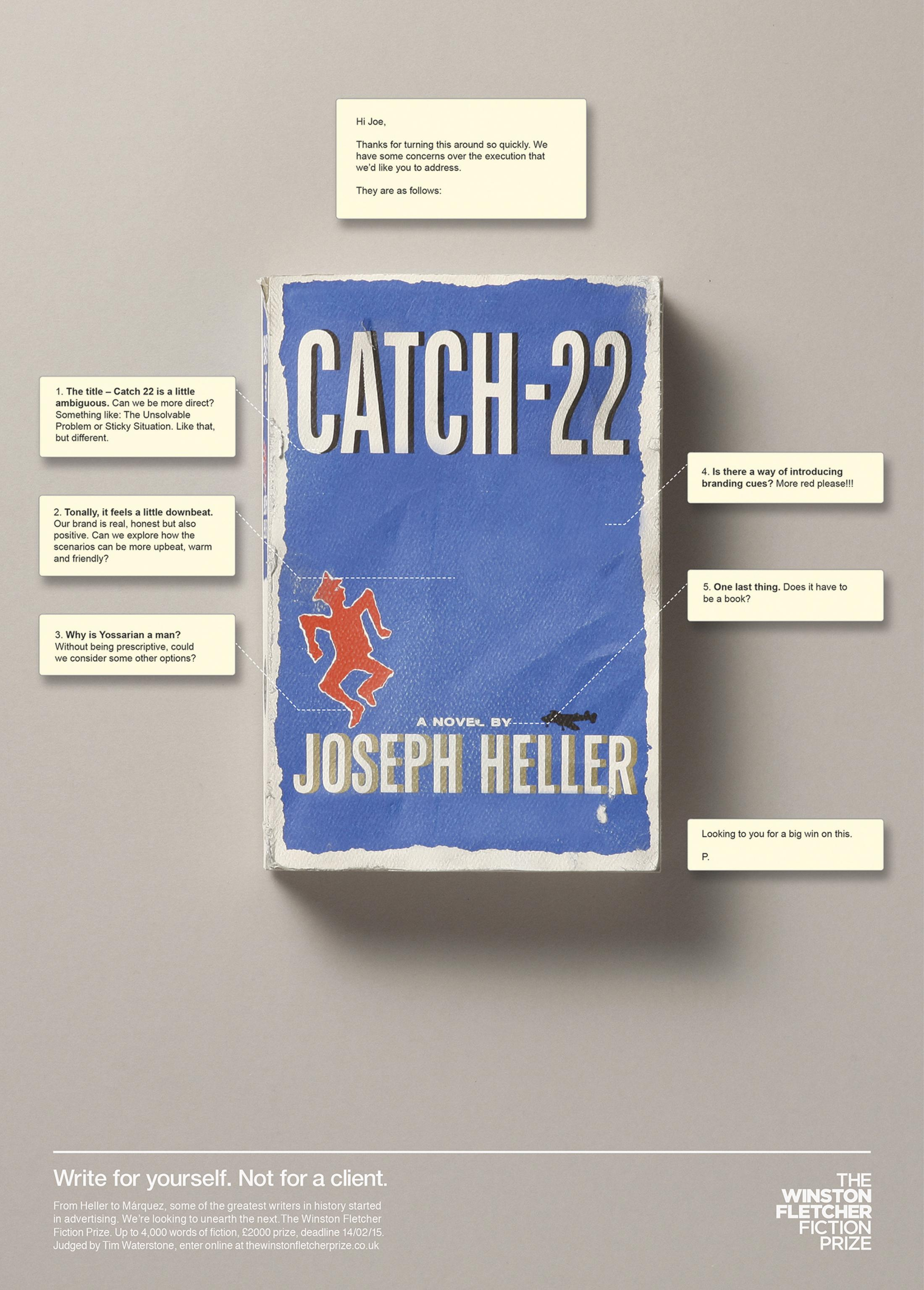 Thumbnail for Catch 22
