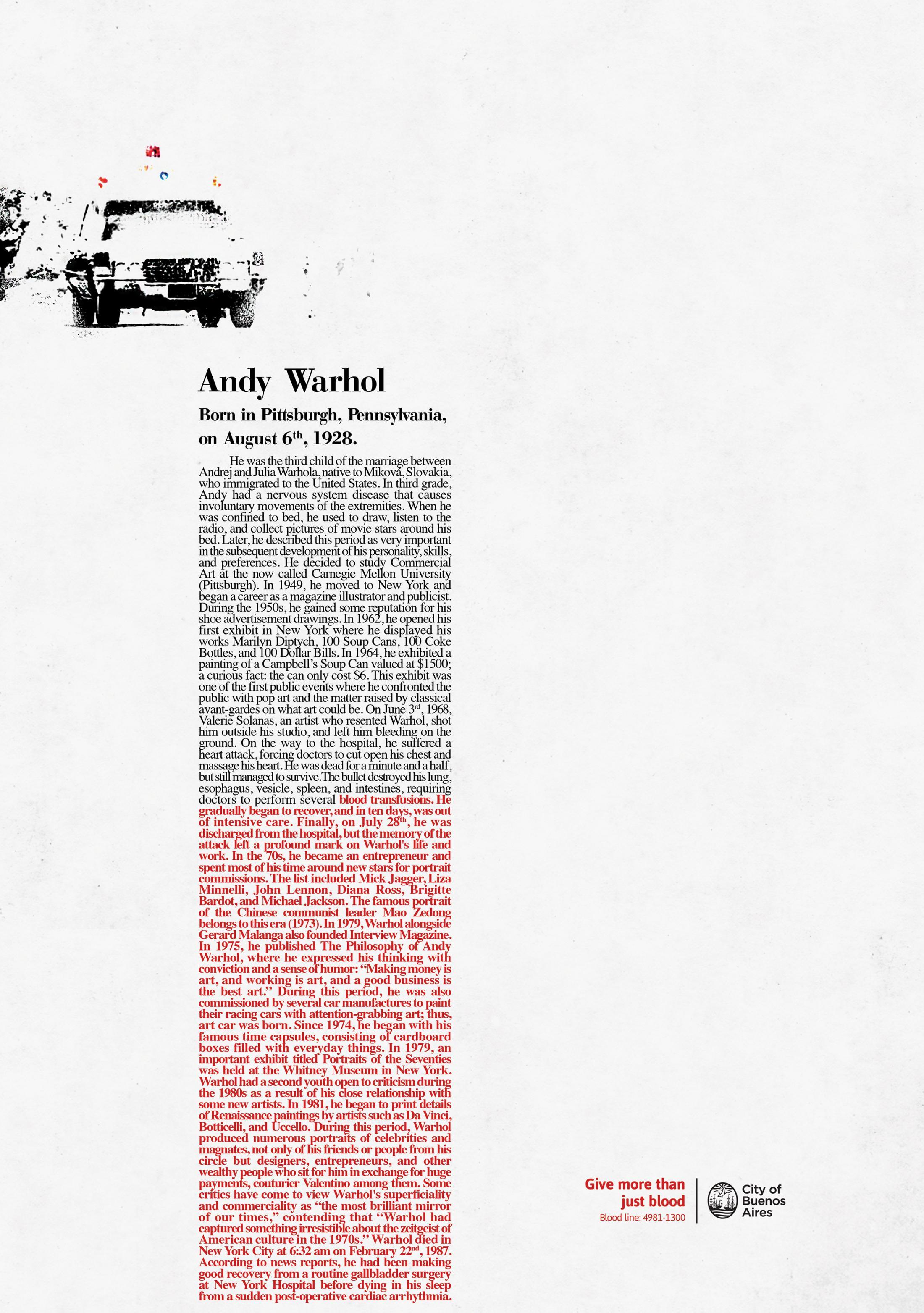 Thumbnail for Andy Warhol