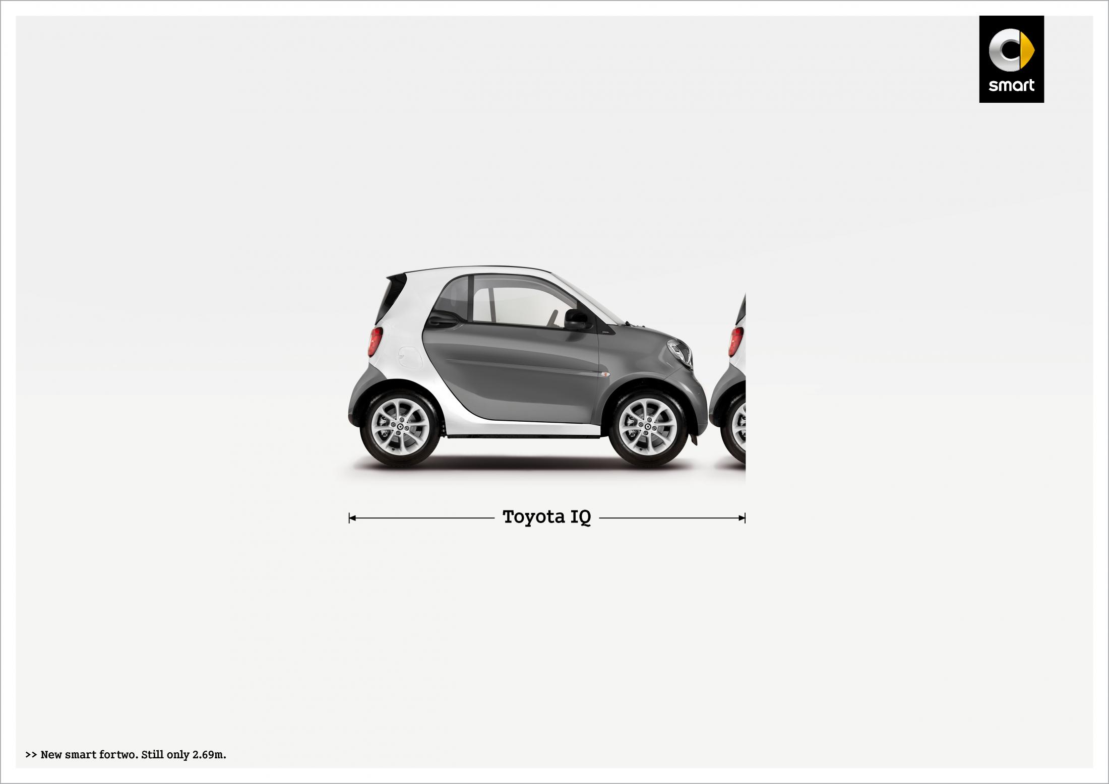 Thumbnail for COMPETITORS - Toyota IQ