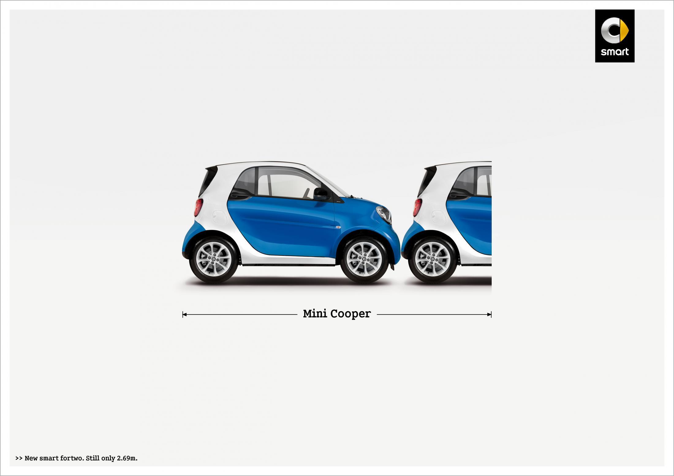 Thumbnail for COMPETITORS - Mini Cooper