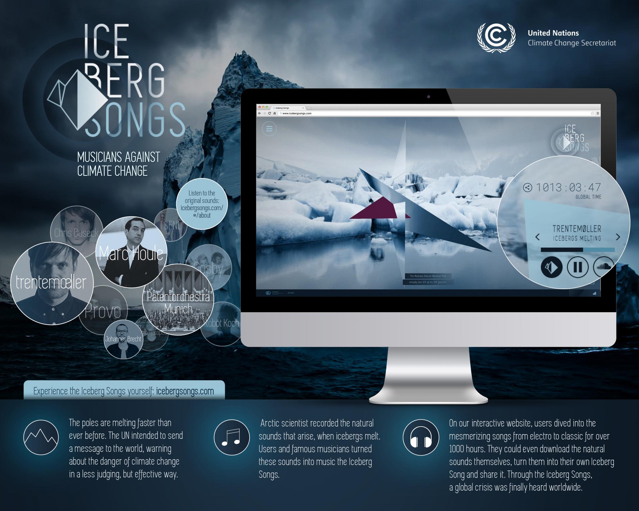 Thumbnail for Iceberg Songs