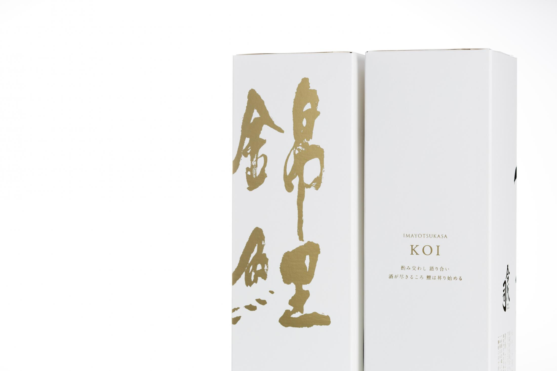 "Thumbnail for Japanese sake ""KOI"""