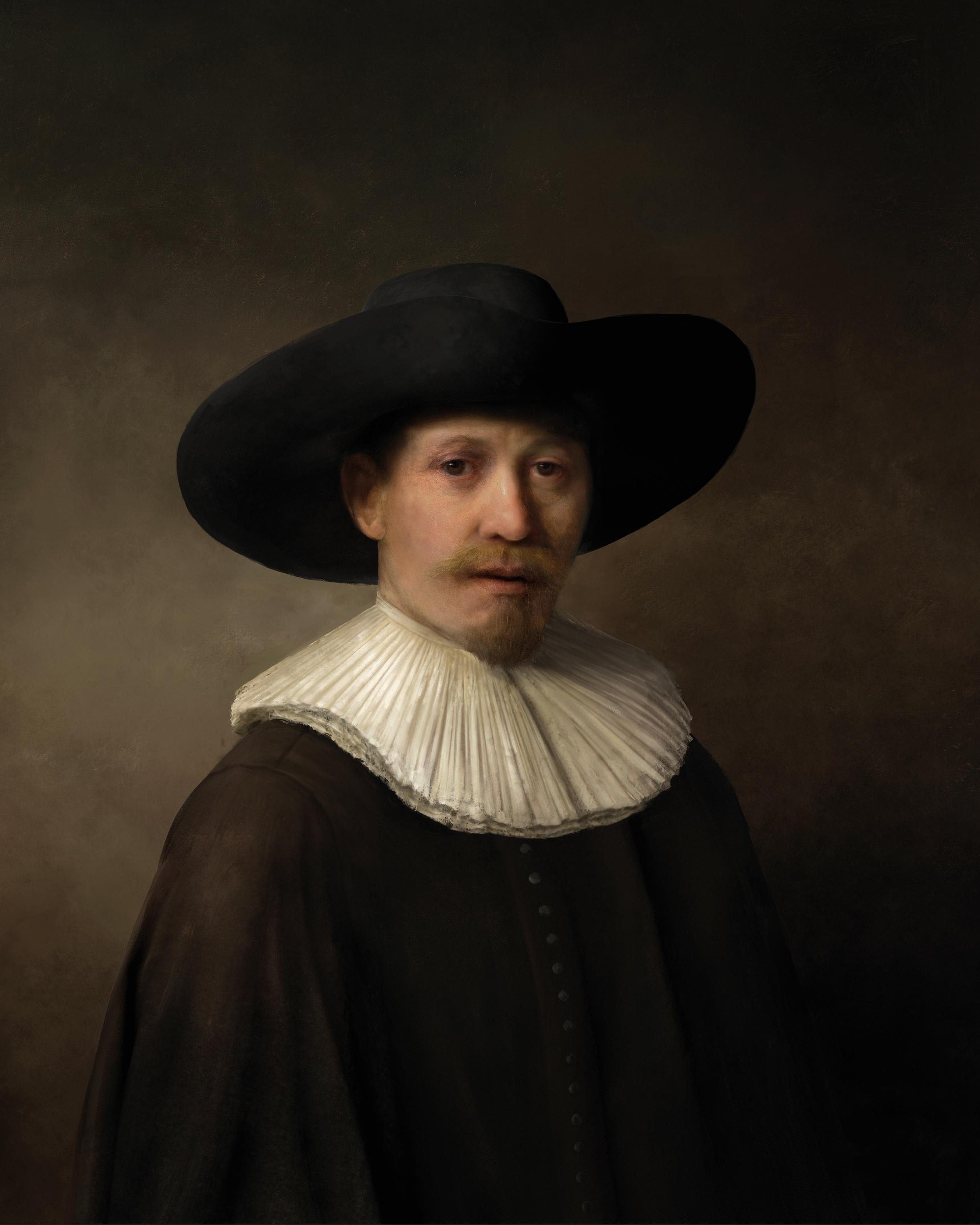Thumbnail for The Next Rembrandt
