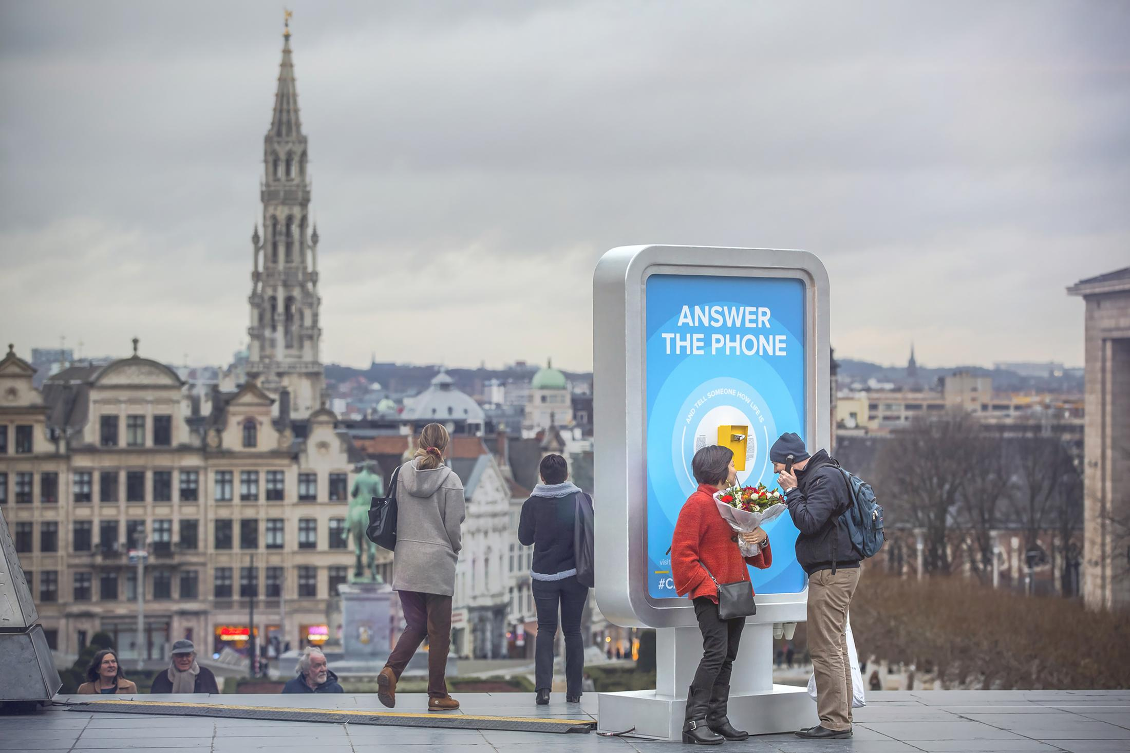 Thumbnail for Call Brussels