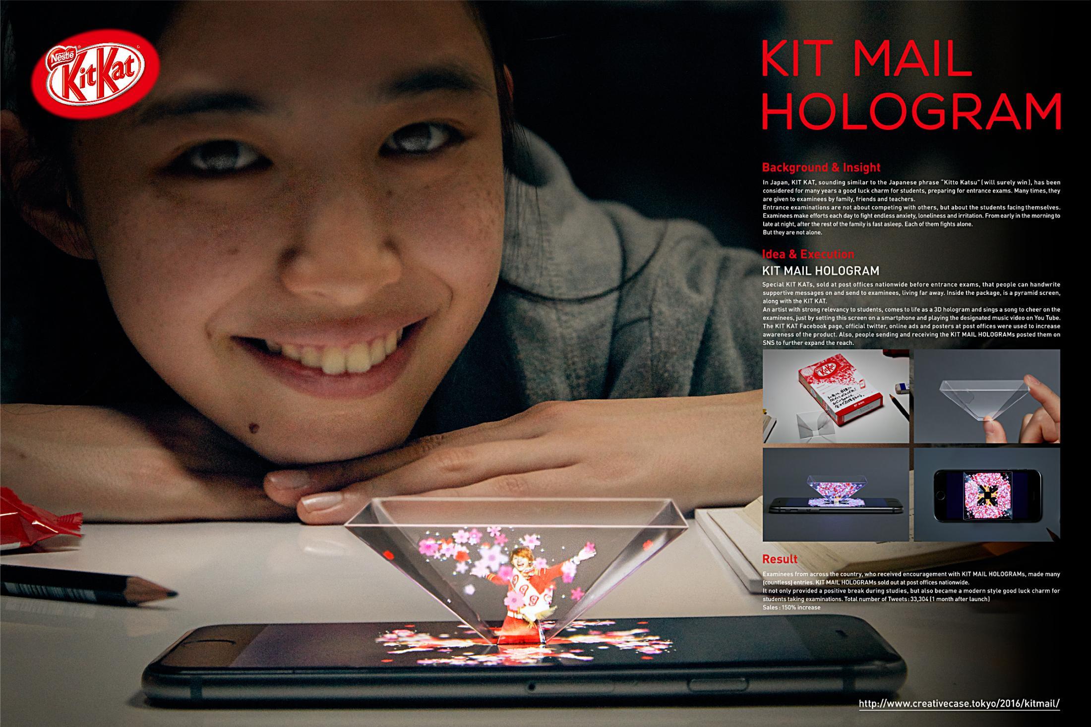 Thumbnail for KIT Mail Hologram