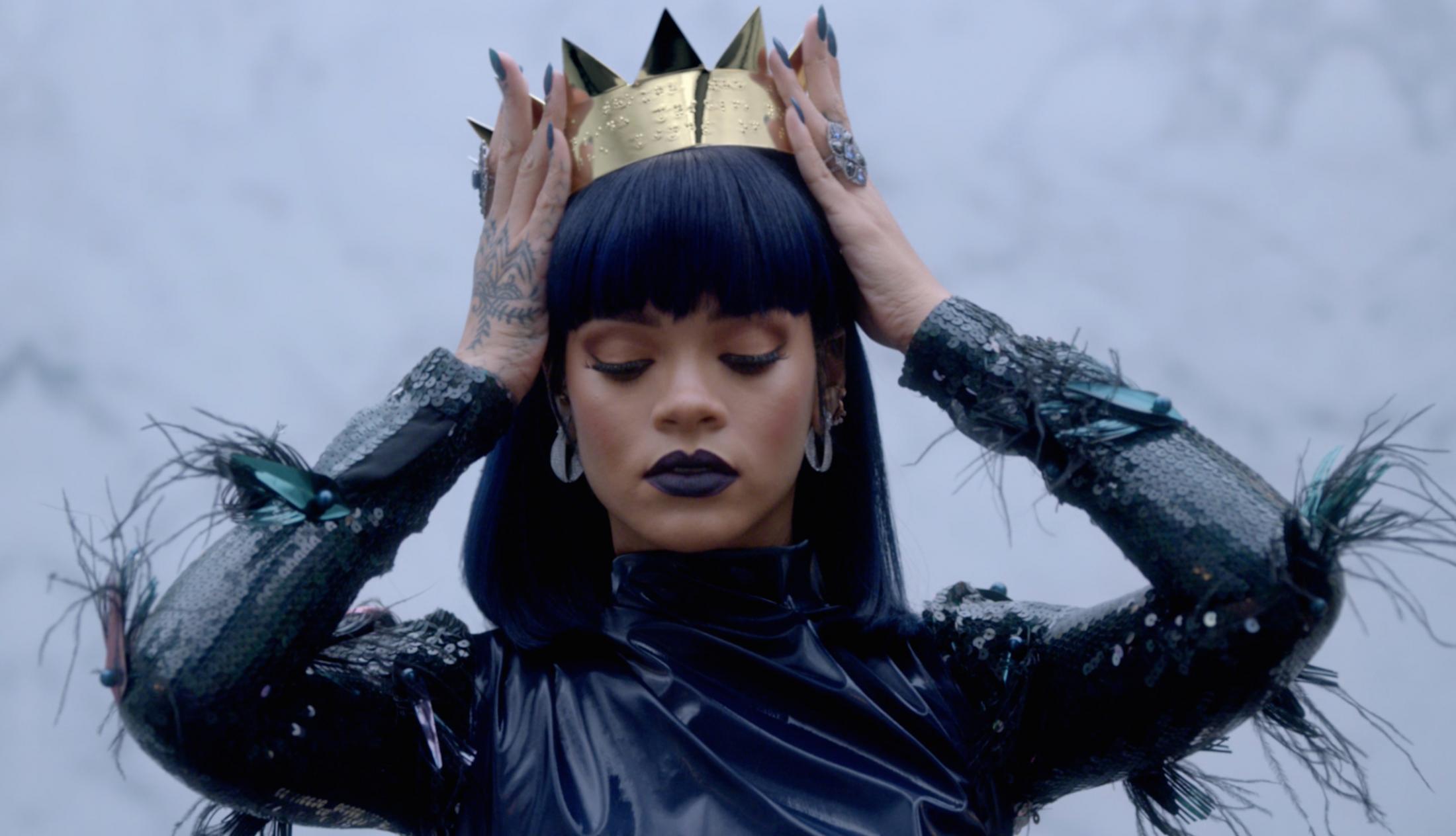 Thumbnail for Rihanna ANTIdiaRy / Album Partnership Launch