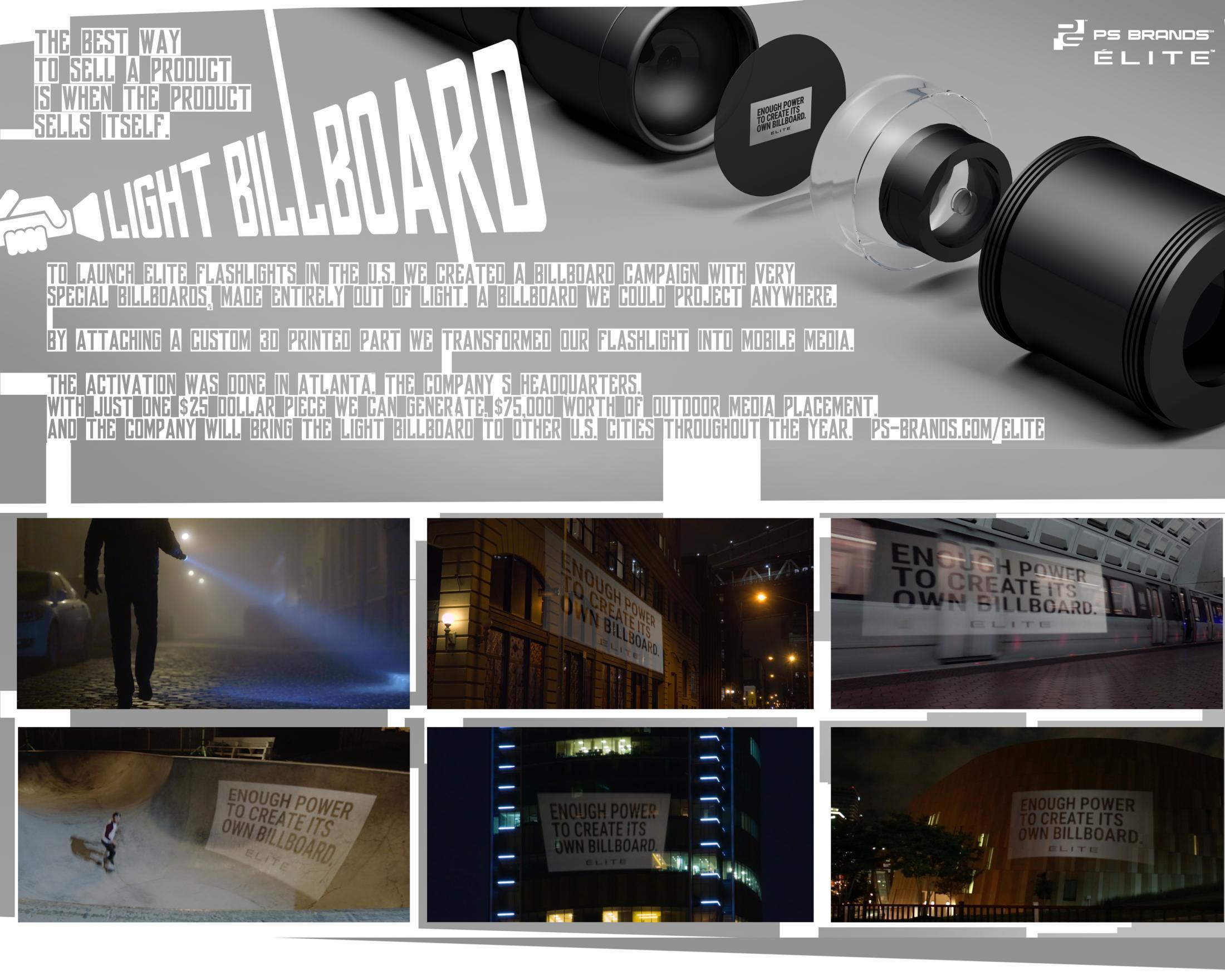 Thumbnail for Flashlight Billboard