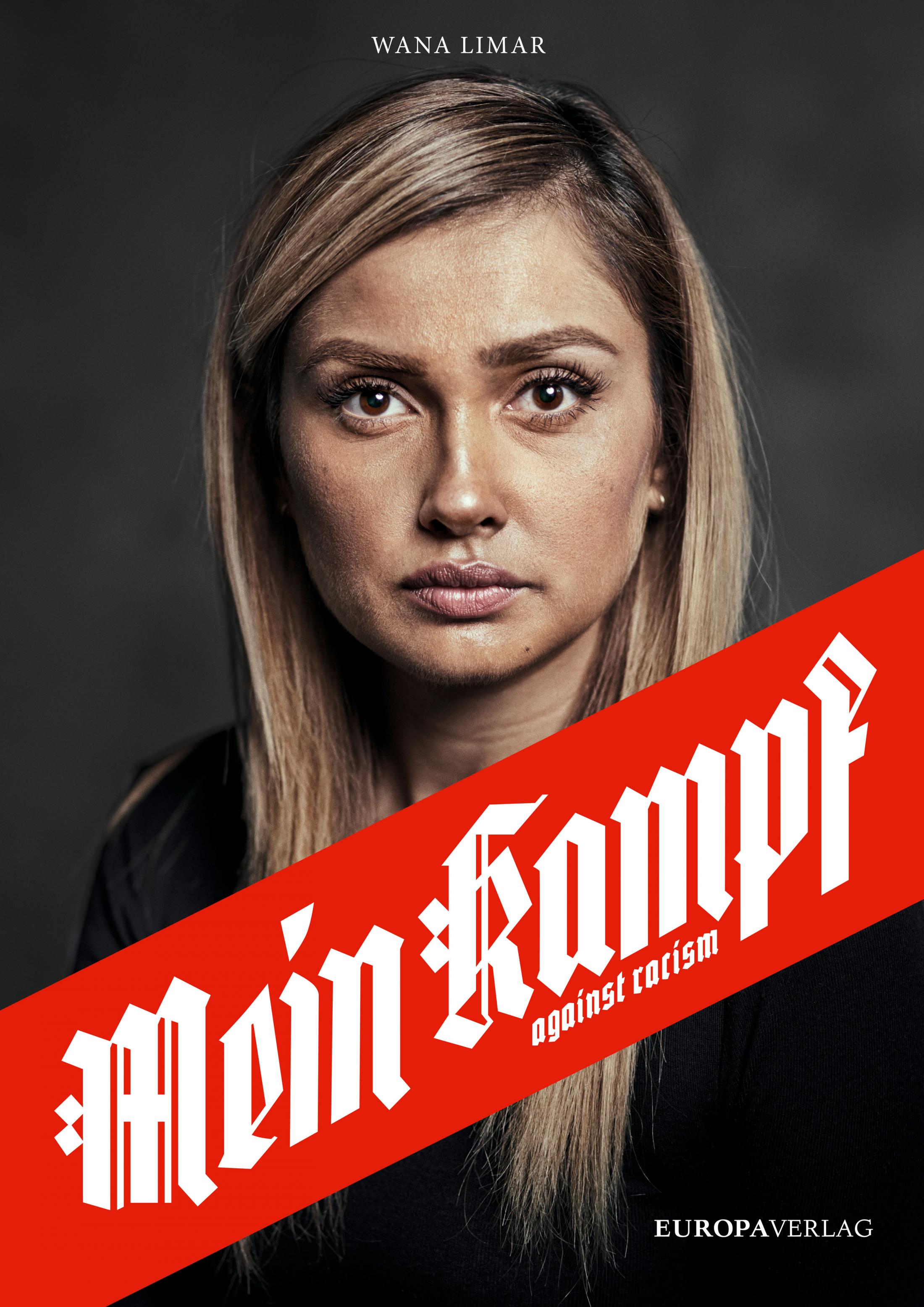 Thumbnail for Mein Kampf – against racism/ Print Ad:  Wana Limar