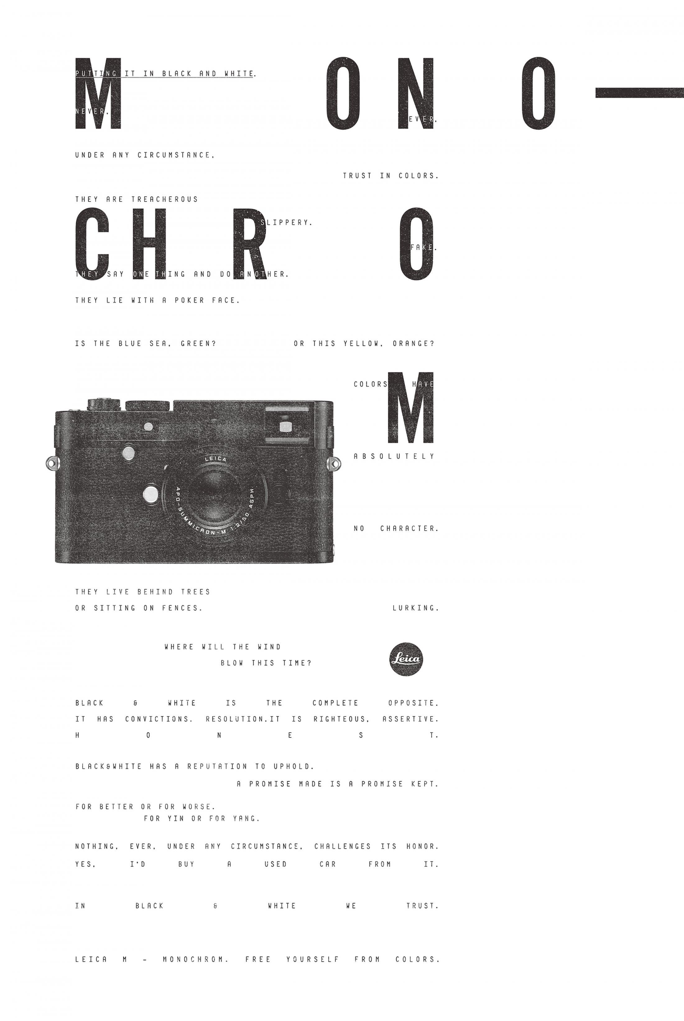 Thumbnail for Everything in Black&White - Black&White