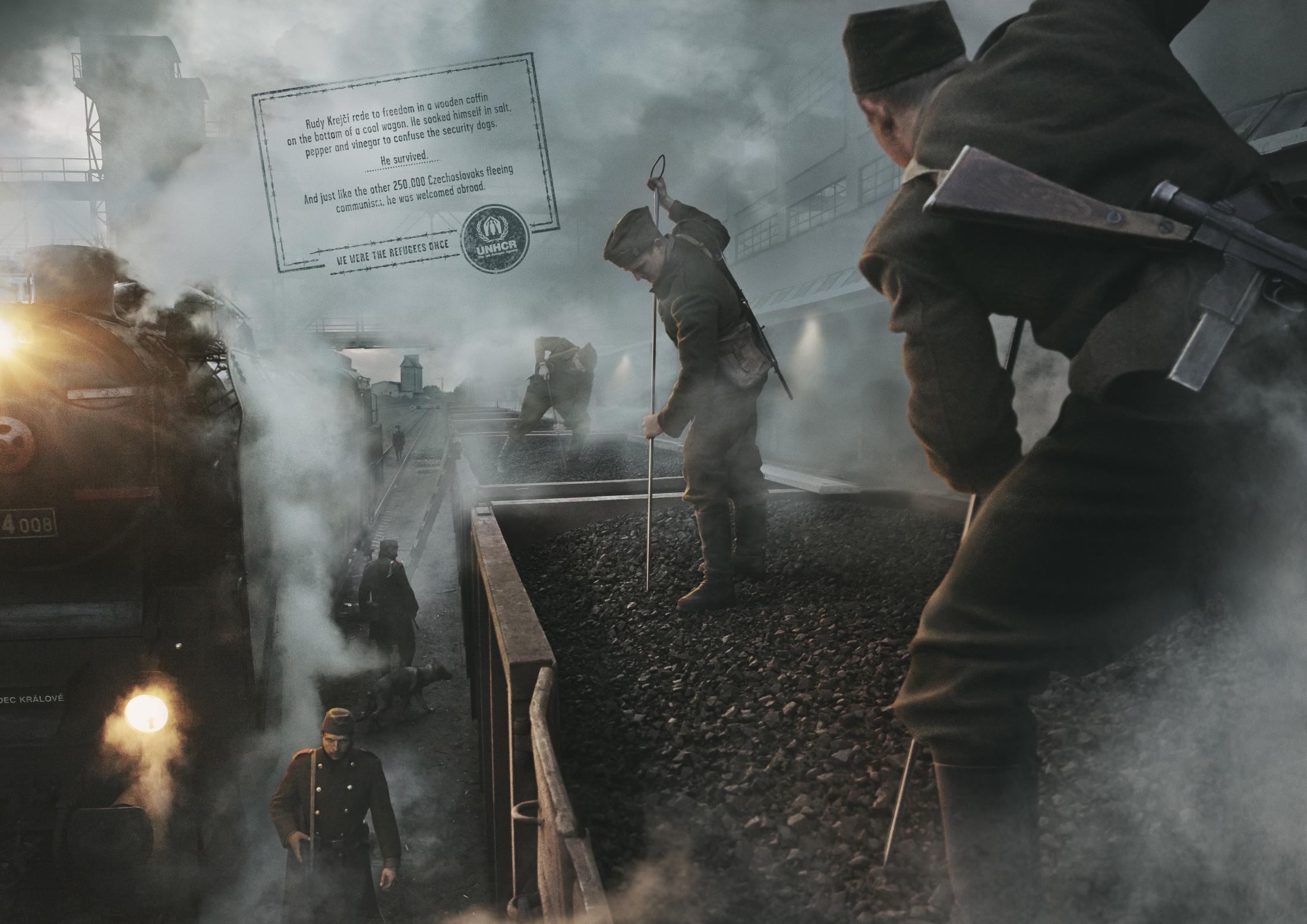 Thumbnail for Coal train