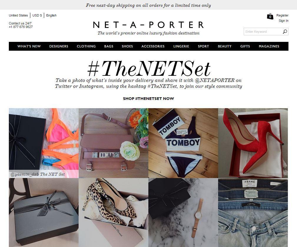 Thumbnail for #TheNETSet
