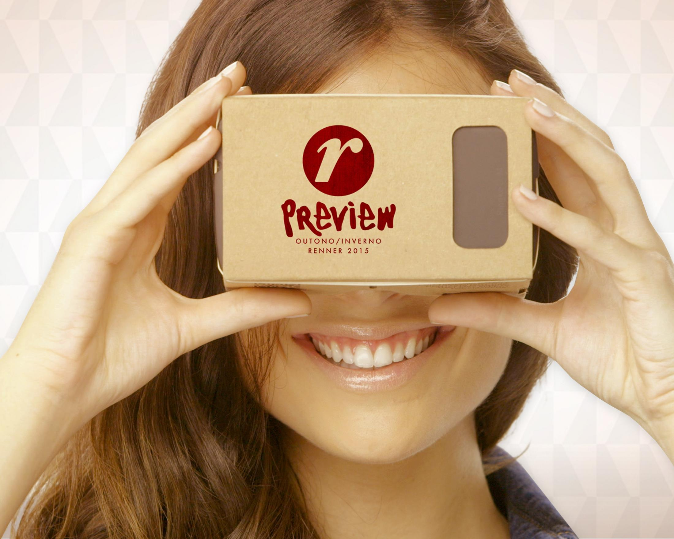 Thumbnail for Renner Winter Collection Preview Event with Google Cardboard
