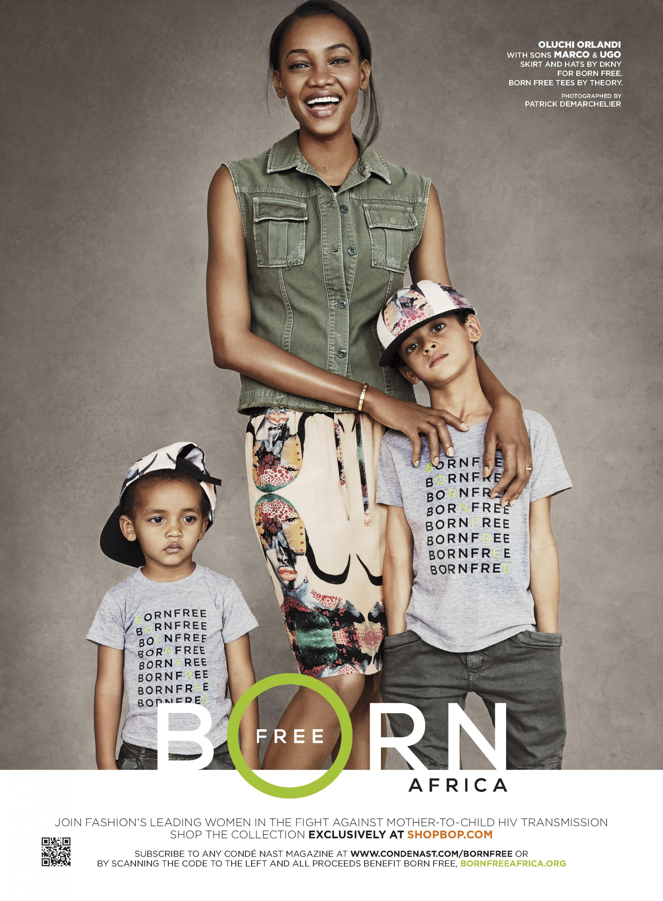 Thumbnail for Born Free Campaign