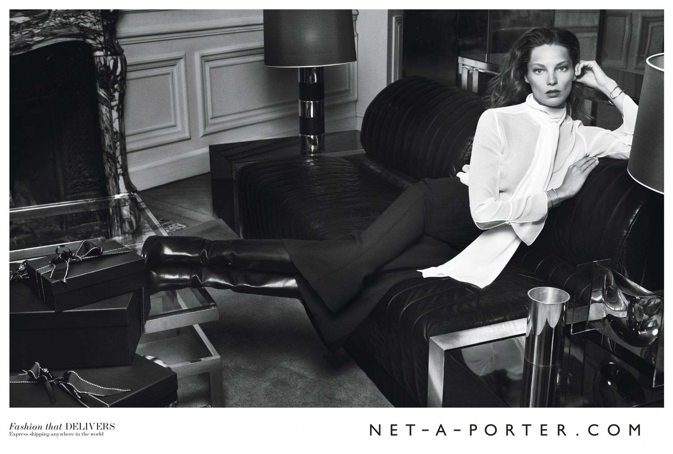 Thumbnail for Net-a-Porter FW14 Campaign