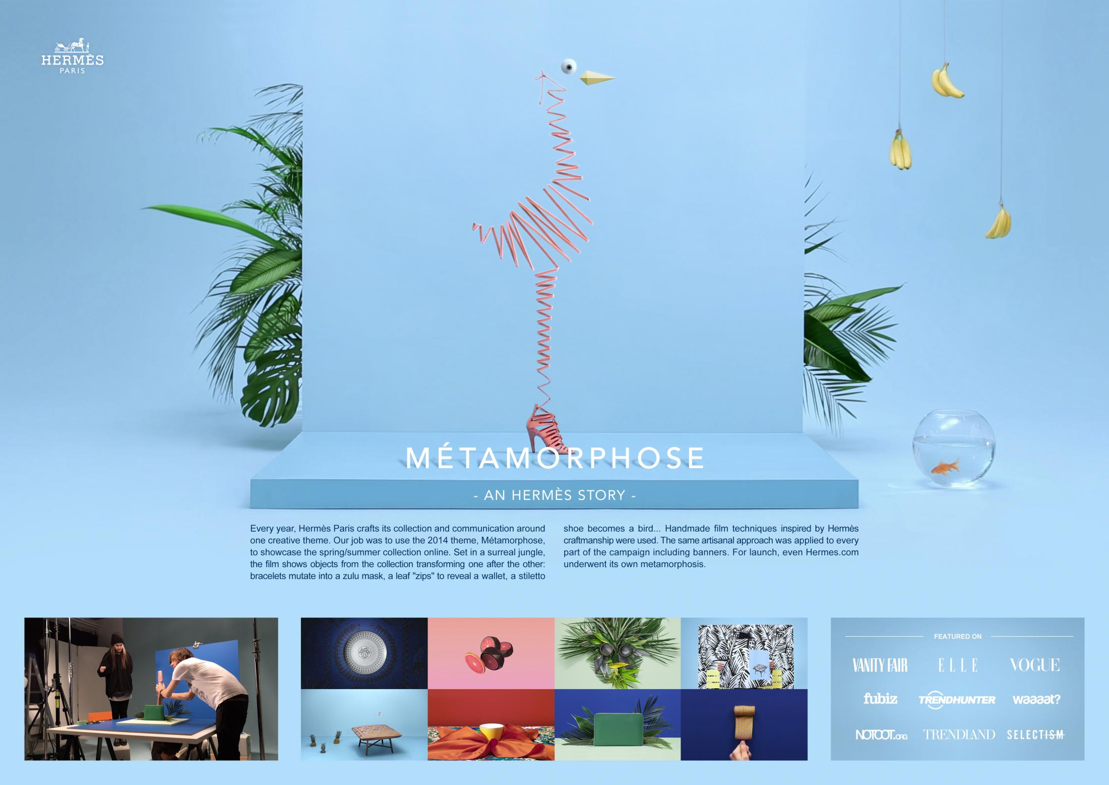 Thumbnail for Hermès Metamorphose