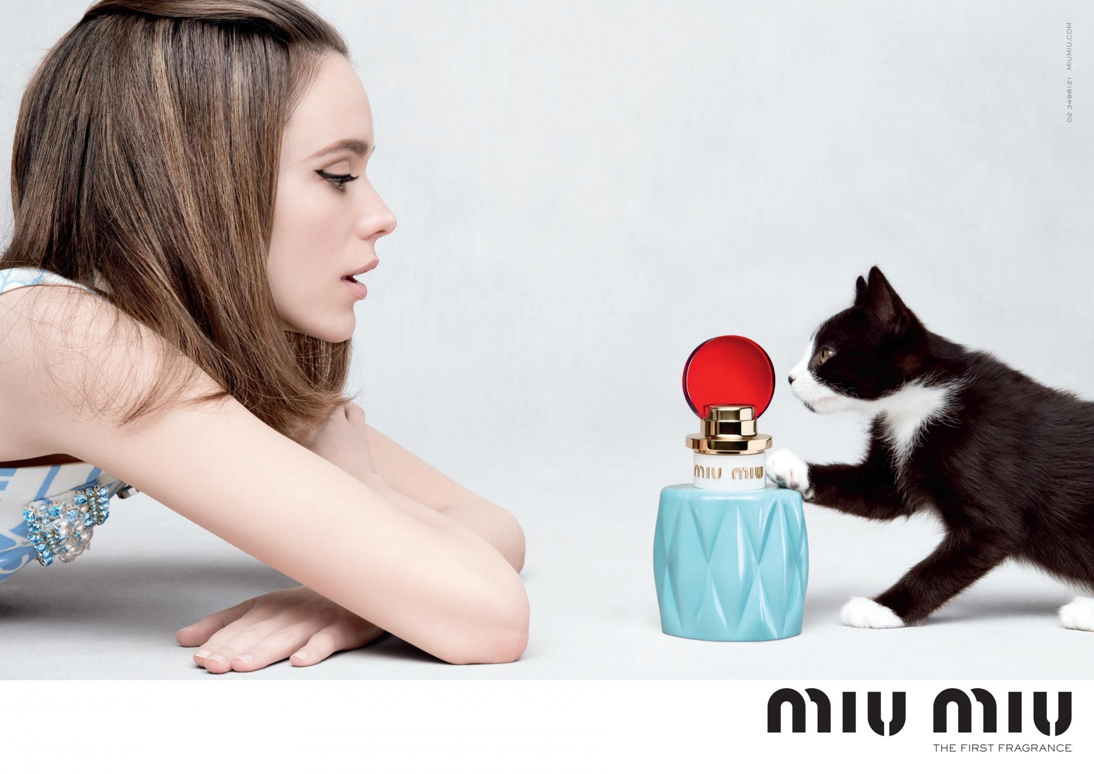 Thumbnail for Miu Miu The First Fragrance