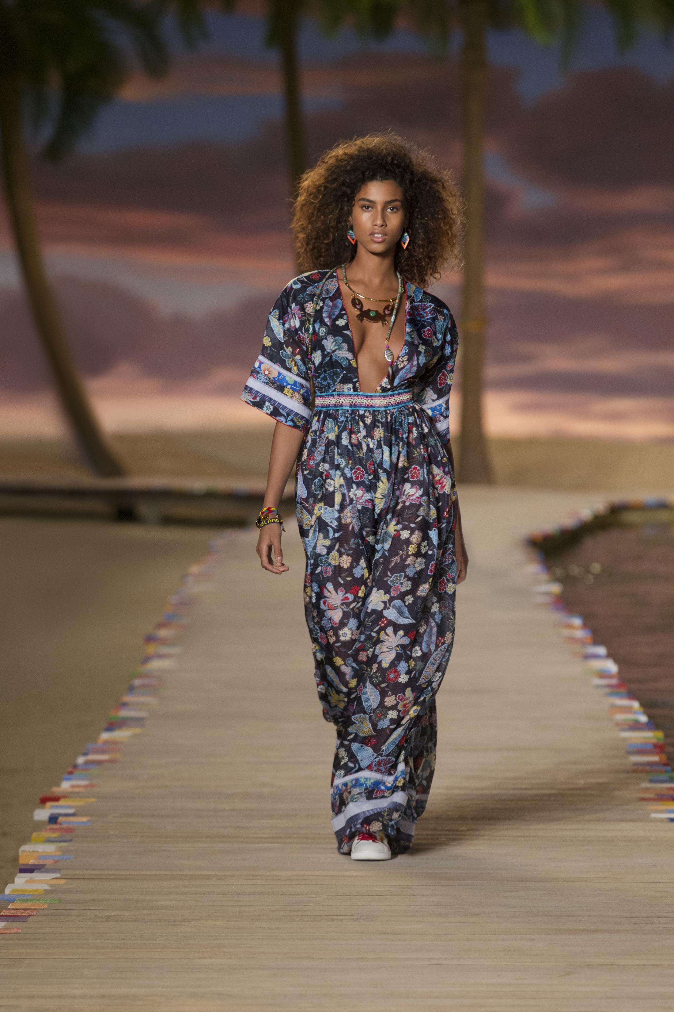 Thumbnail for Spring 2016 Runway Show - Caribbean Themed Clothing Line