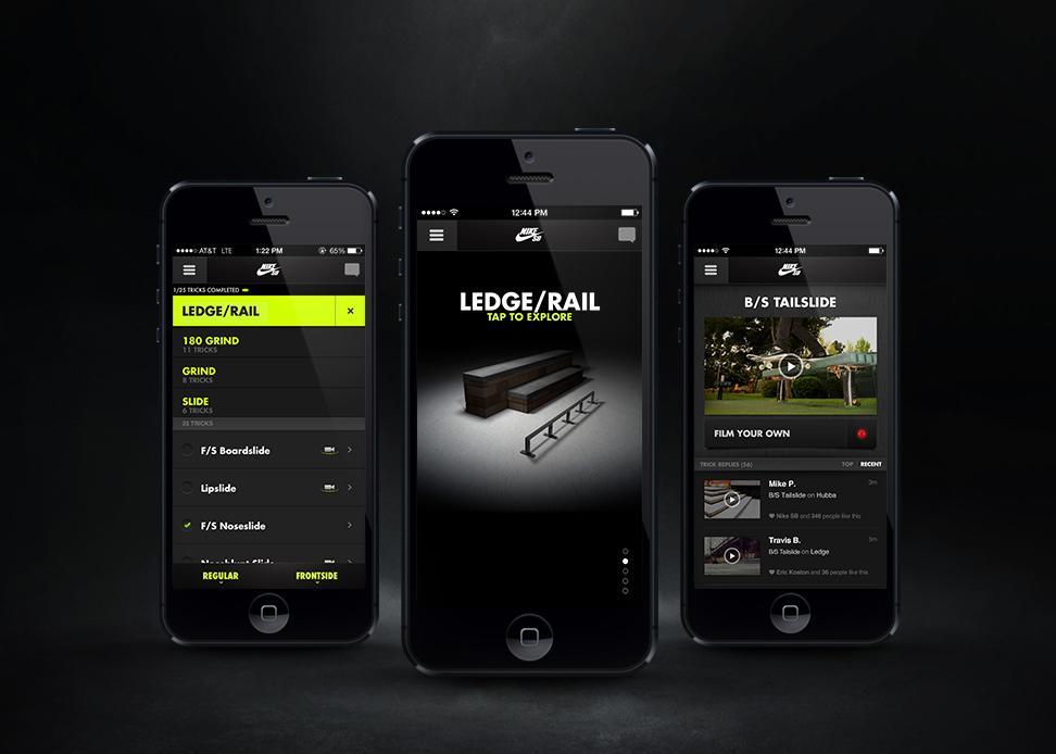 Thumbnail for The Nike SB App
