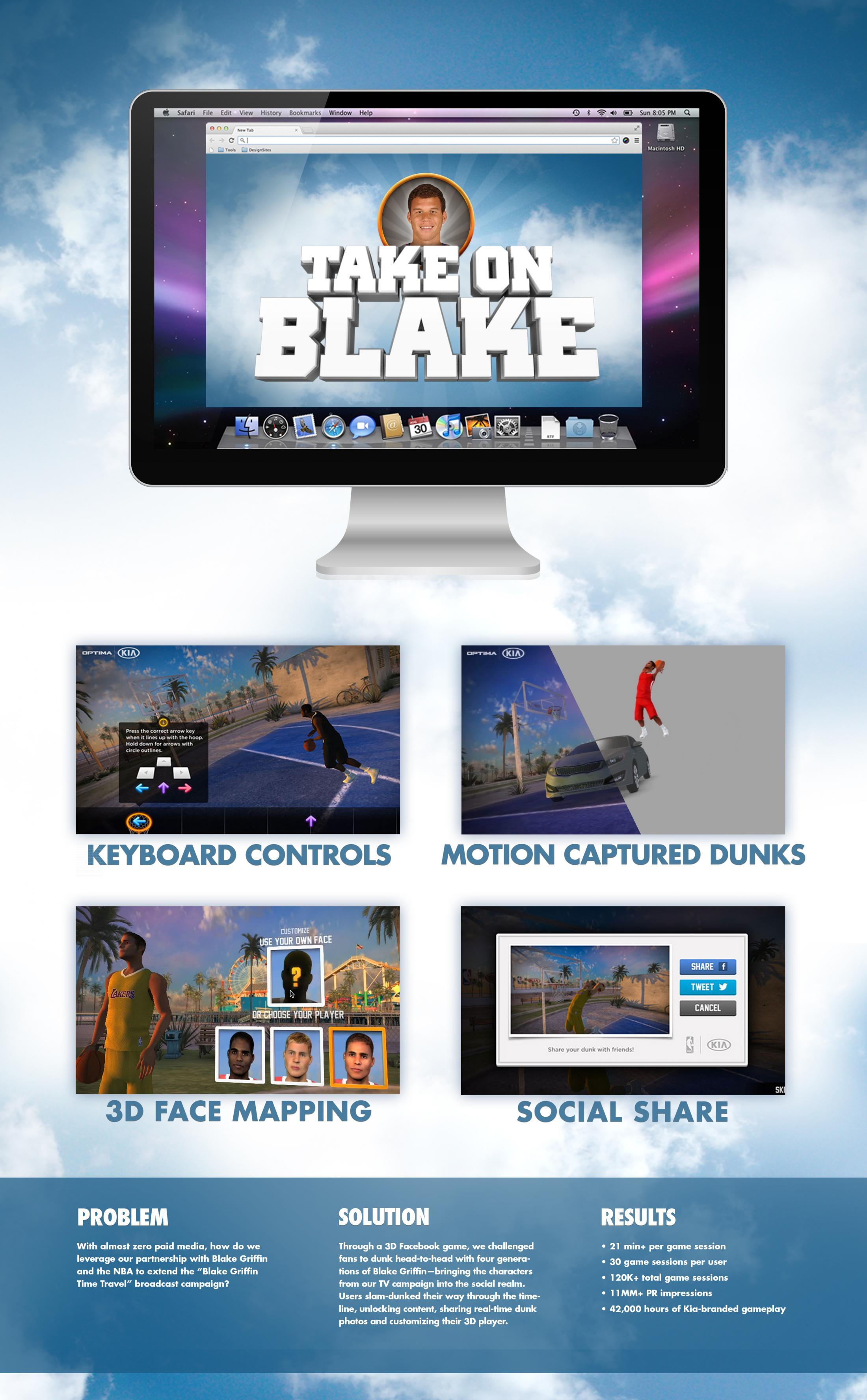 Thumbnail for Take On Blake Dunk Challenge