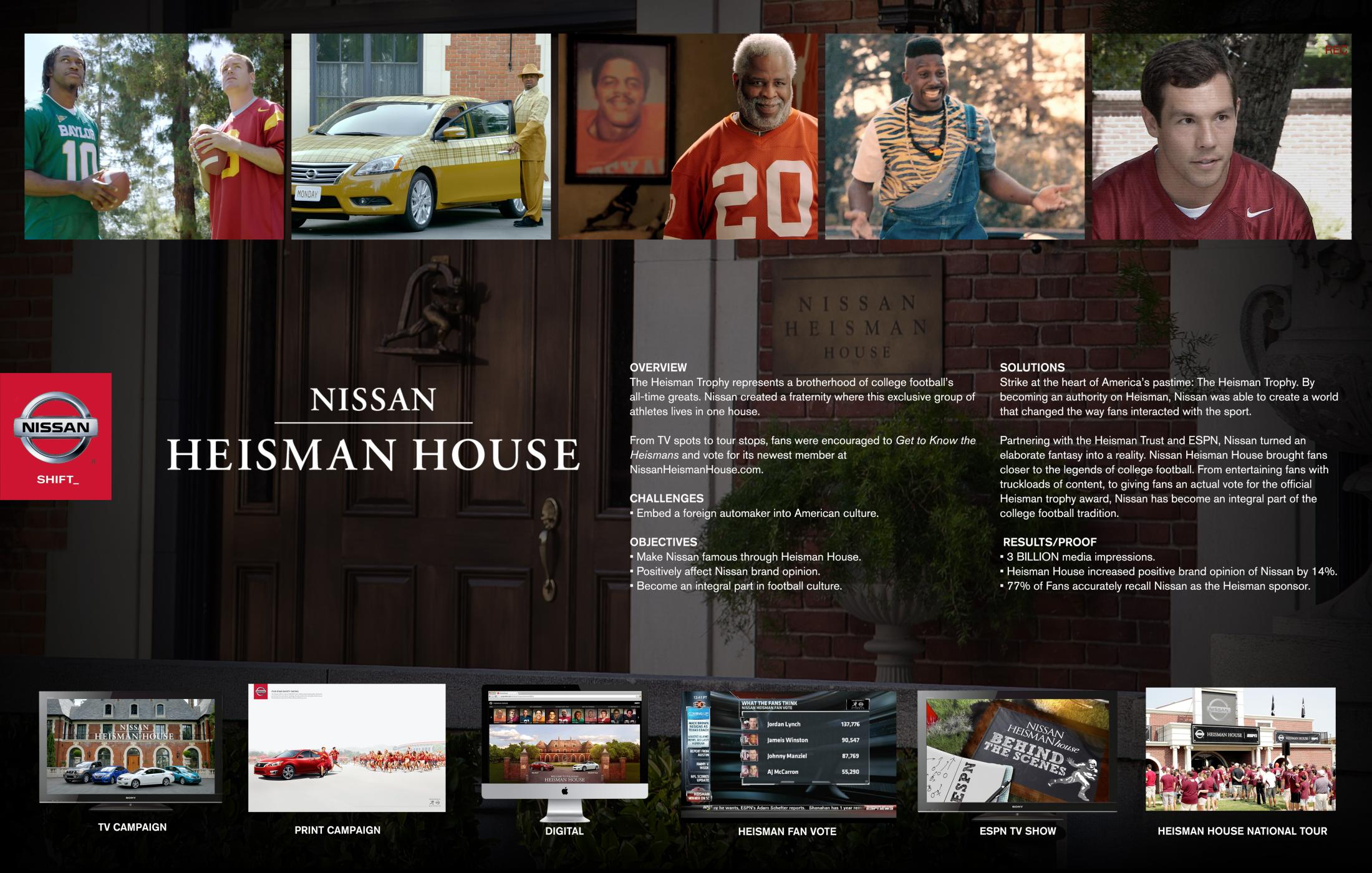 Thumbnail for Heisman House