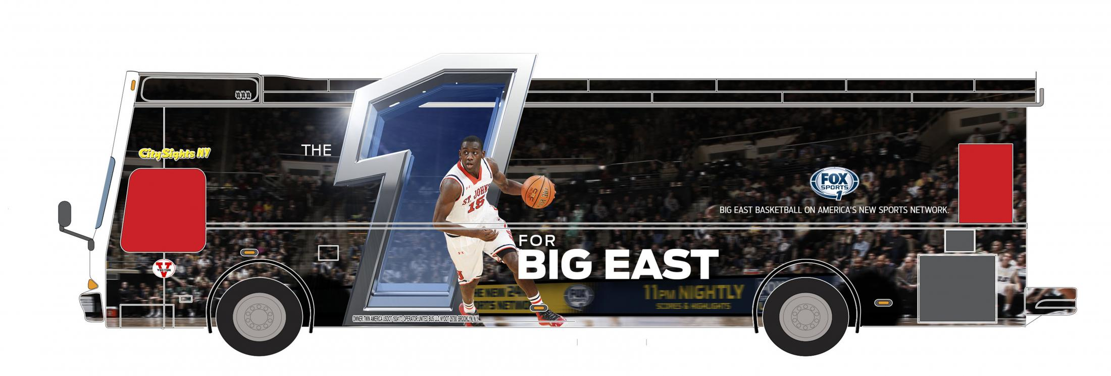 Thumbnail for SUPER BOWL BUSES - The 1 for Big East