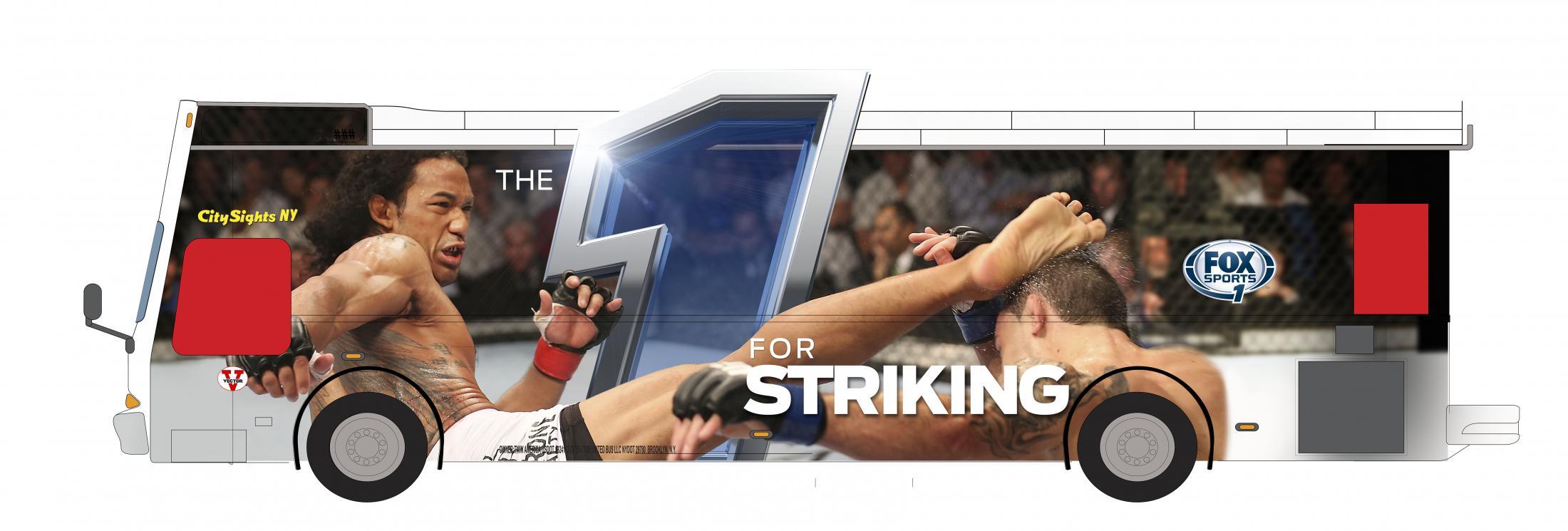 Thumbnail for SUPER BOWL BUSES - The 1 for Striking