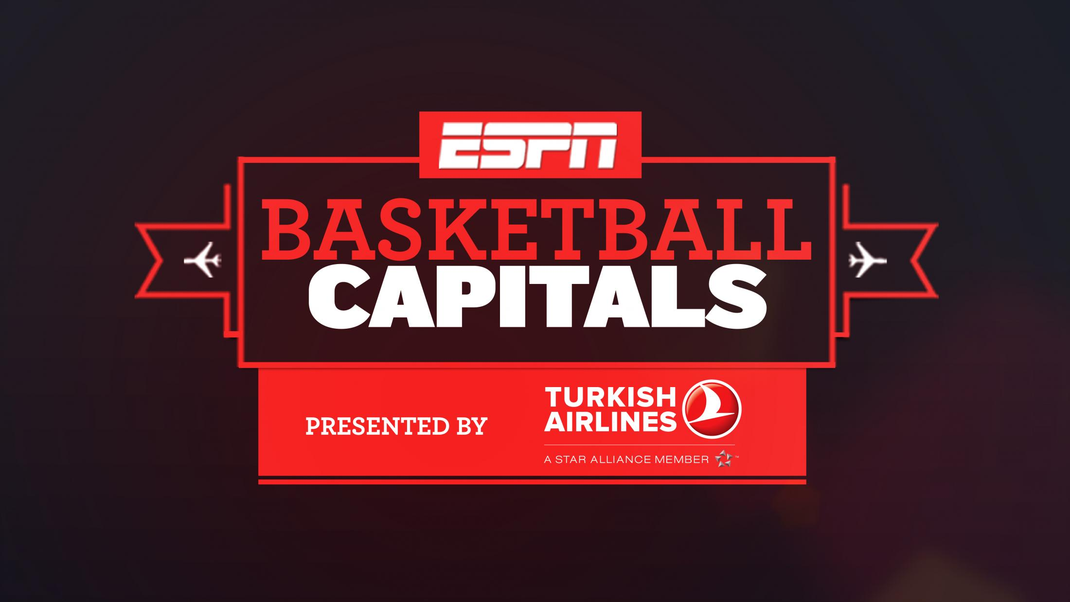 Thumbnail for Basketball Capitals presented by Turkish Airlines