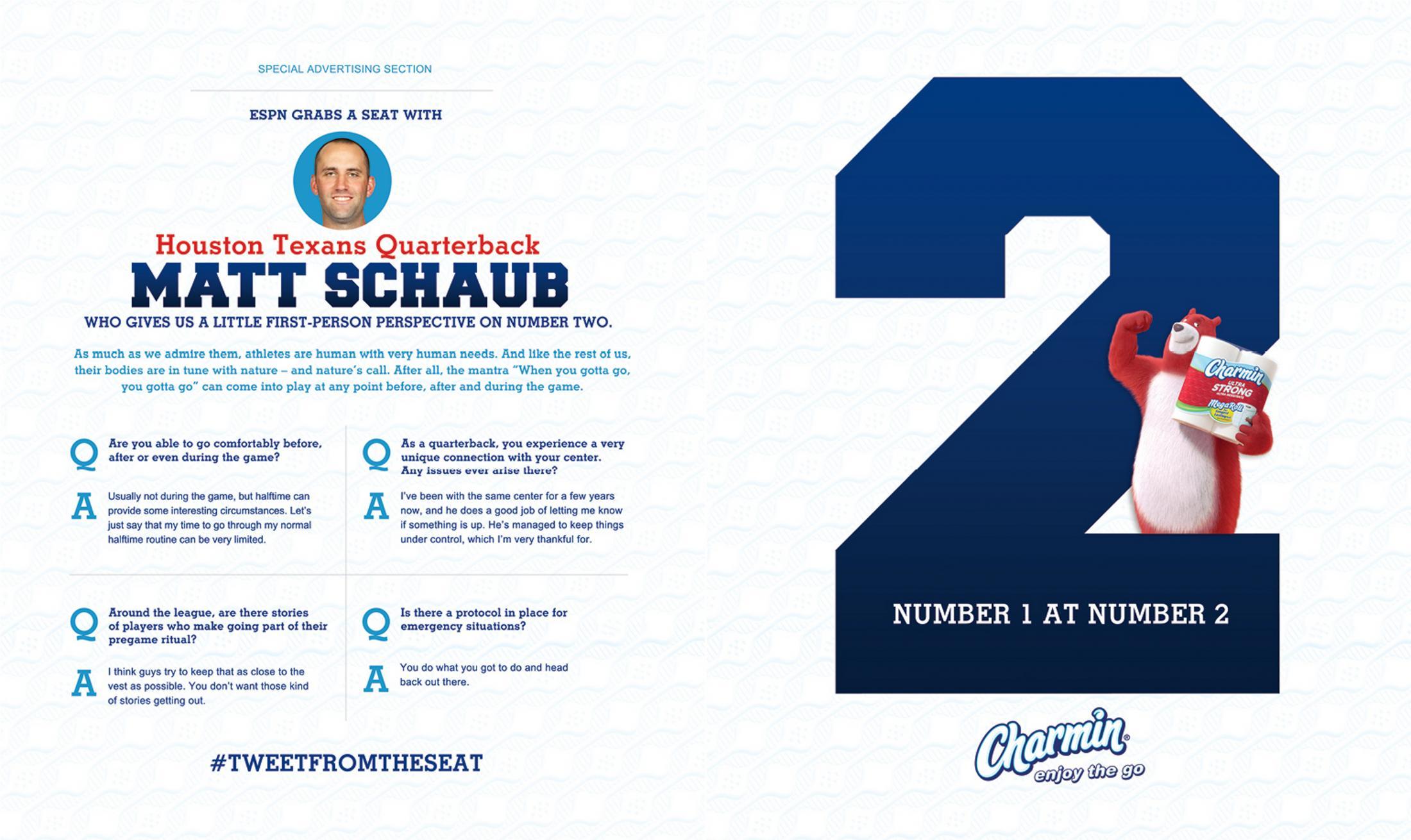 Thumbnail for ESPN Grabs A Seat With Matt Schaub