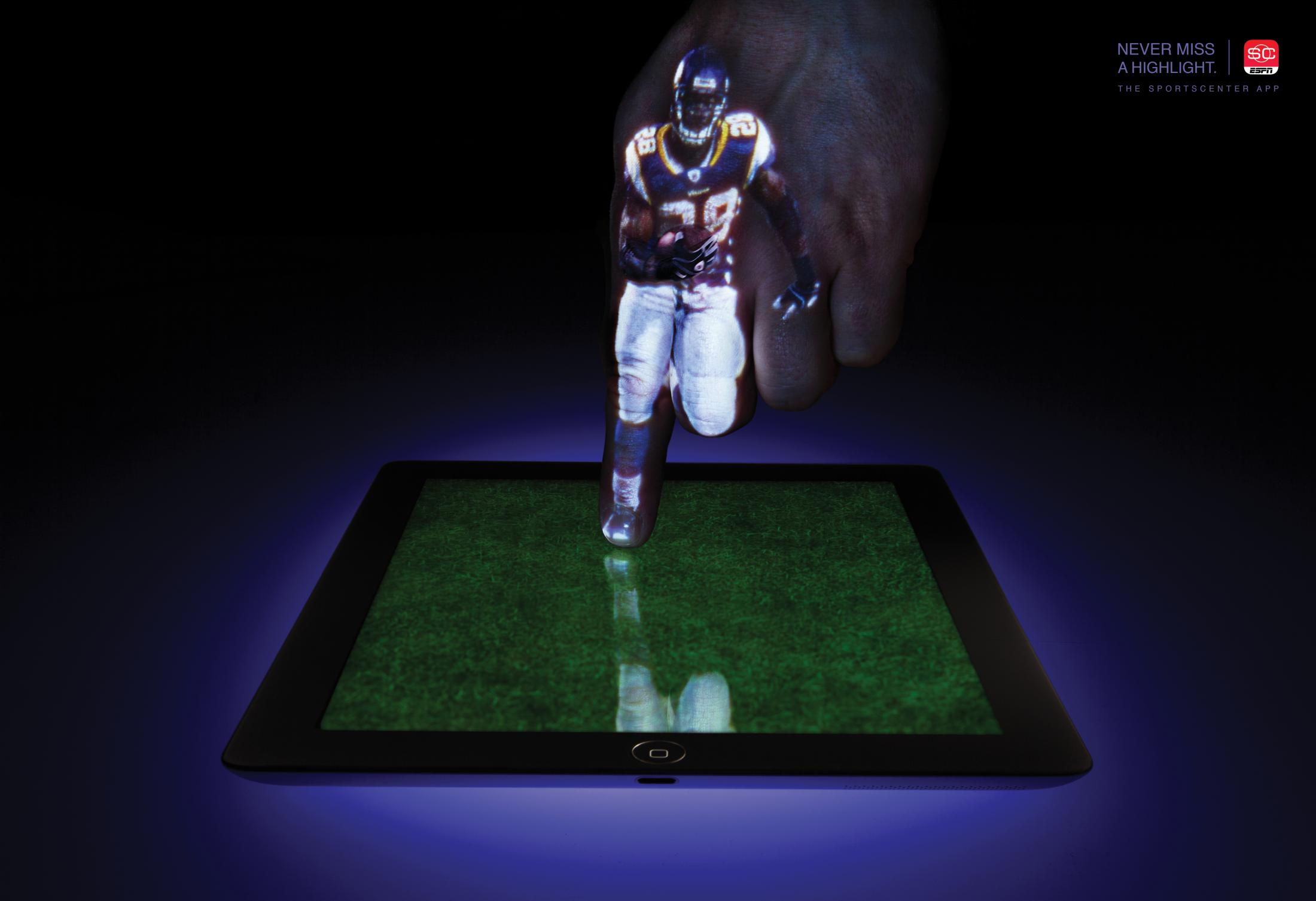 Thumbnail for Sportscenter App