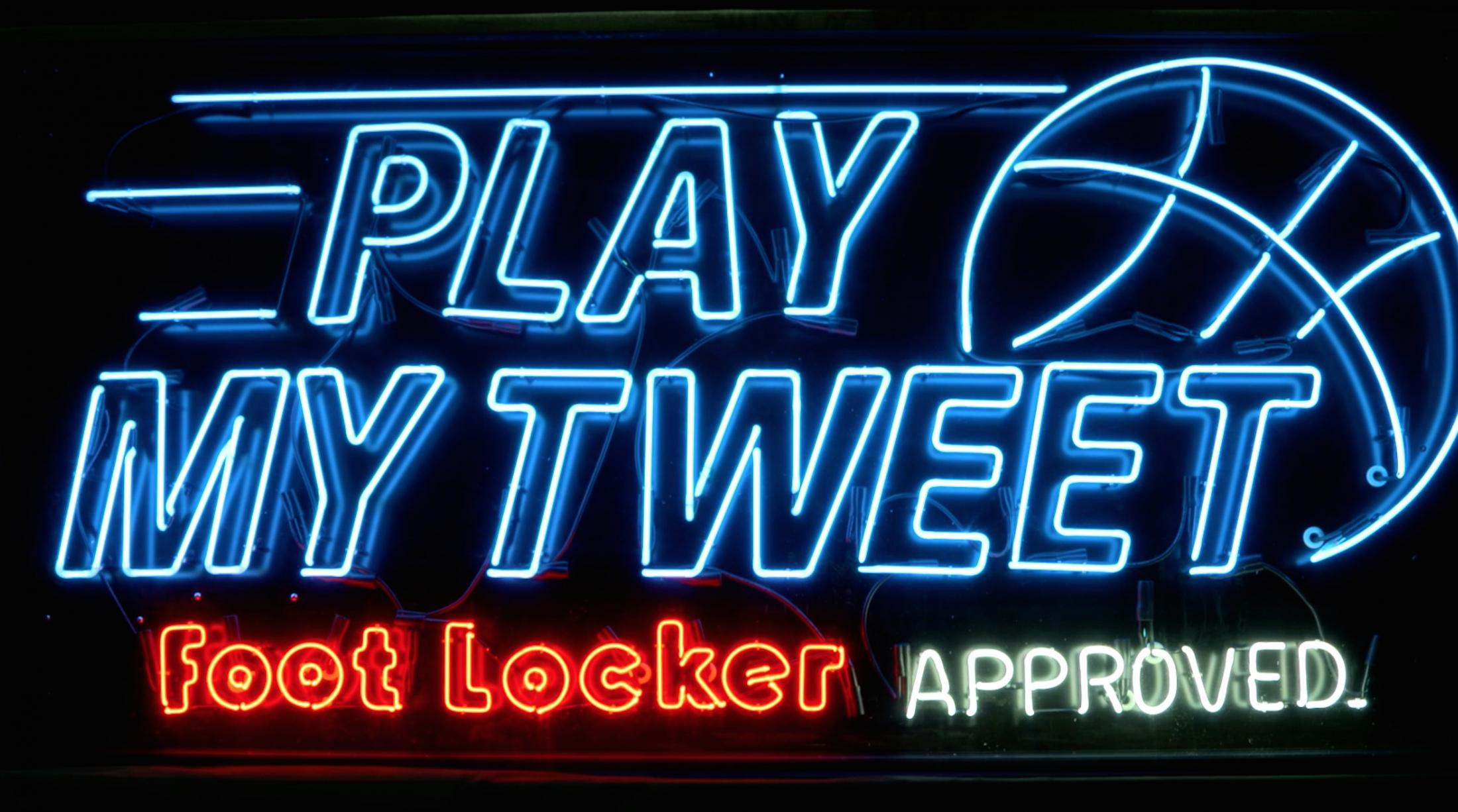 Thumbnail for Play My Tweet