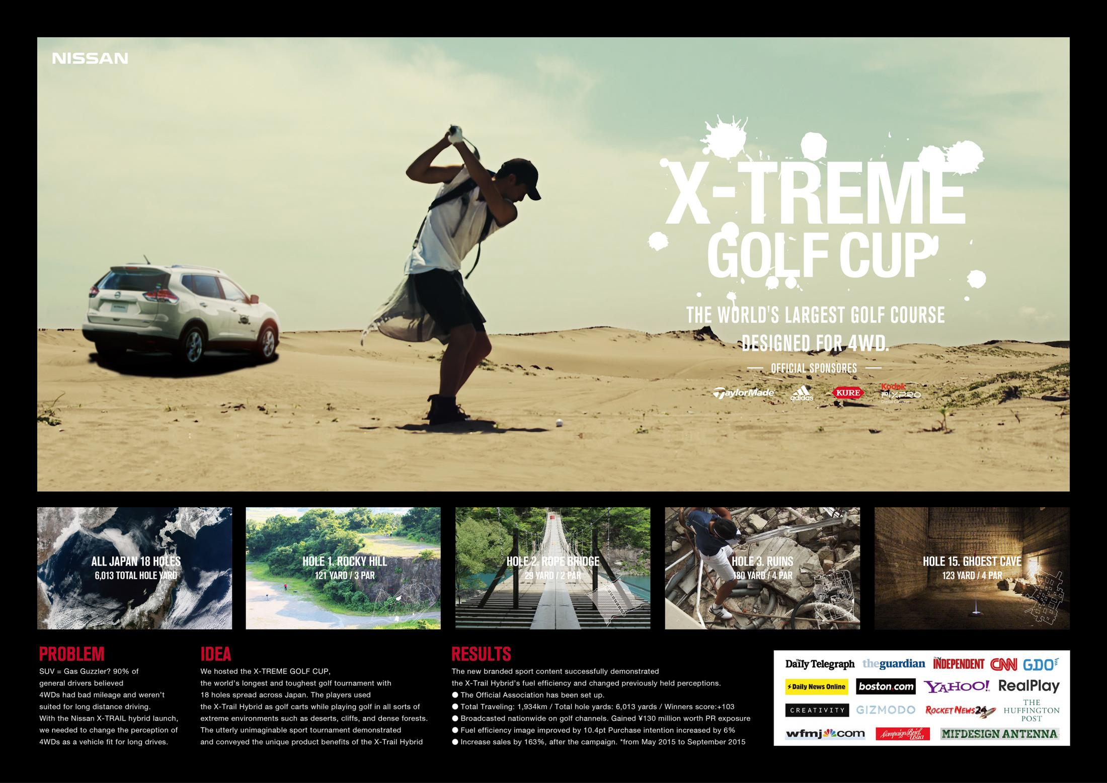 Thumbnail for X-treme Golf Cup